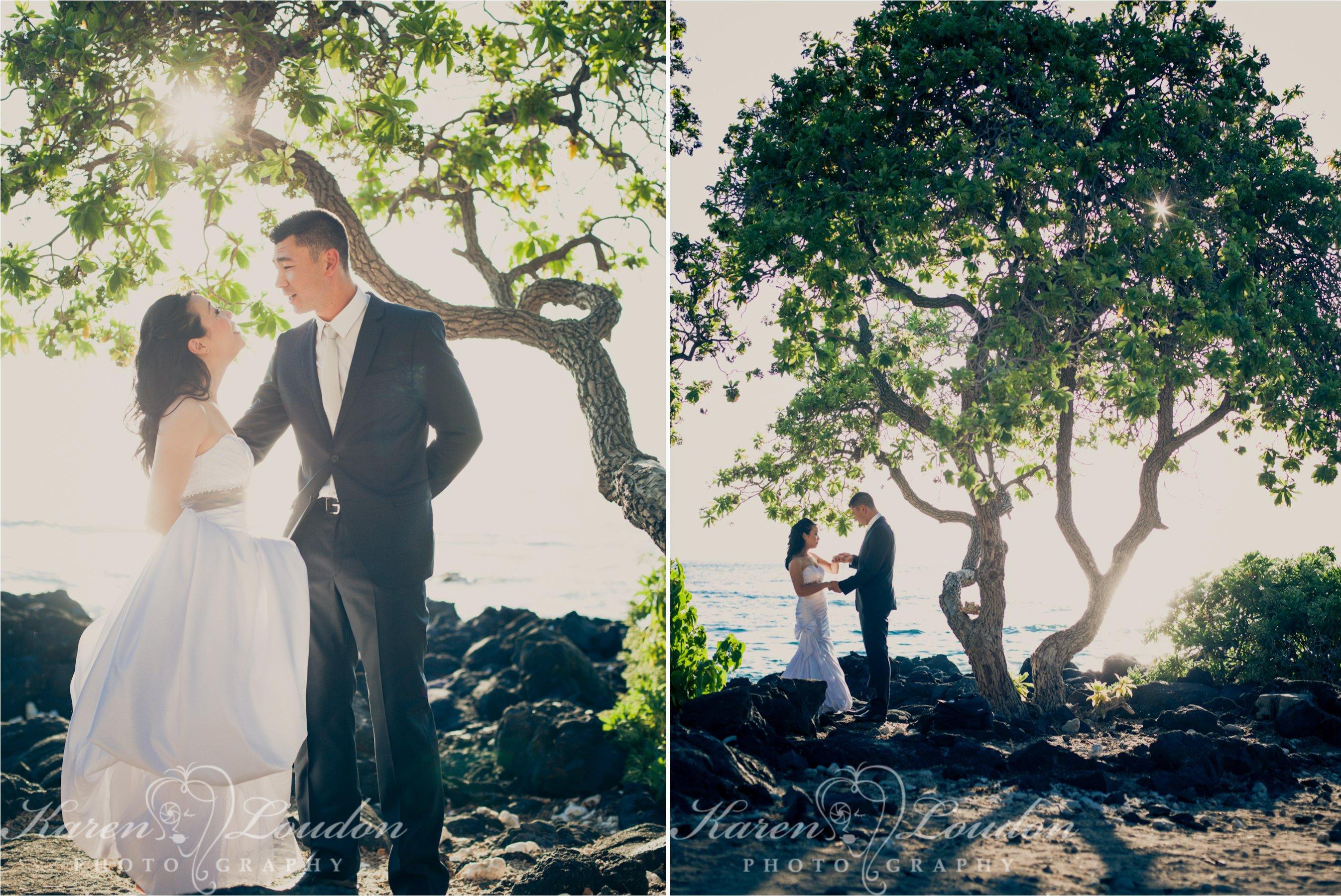 Elope Big Island Hawaii Karen Loudon Photography