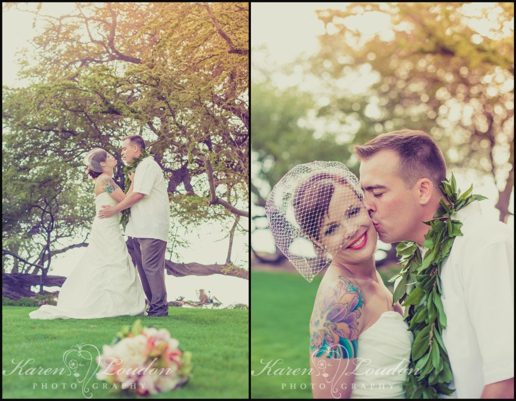 Big Island Wedding