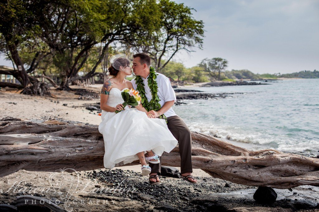 waikoloa beach wedding