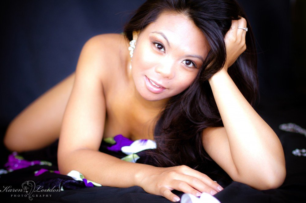 Boudoir photographer kona Hawaii