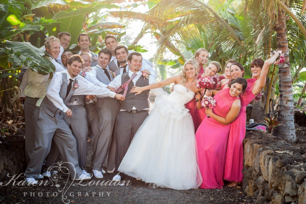 Ohana Retreat wedding