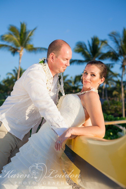 Kukio wedding