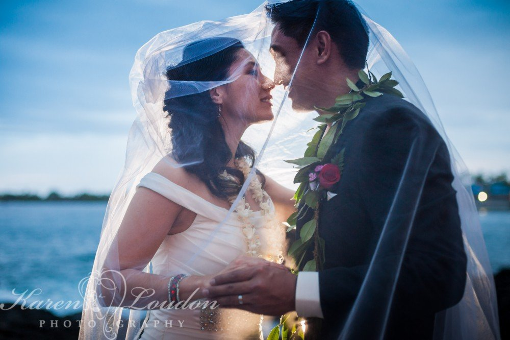 Royal Kona Wedding