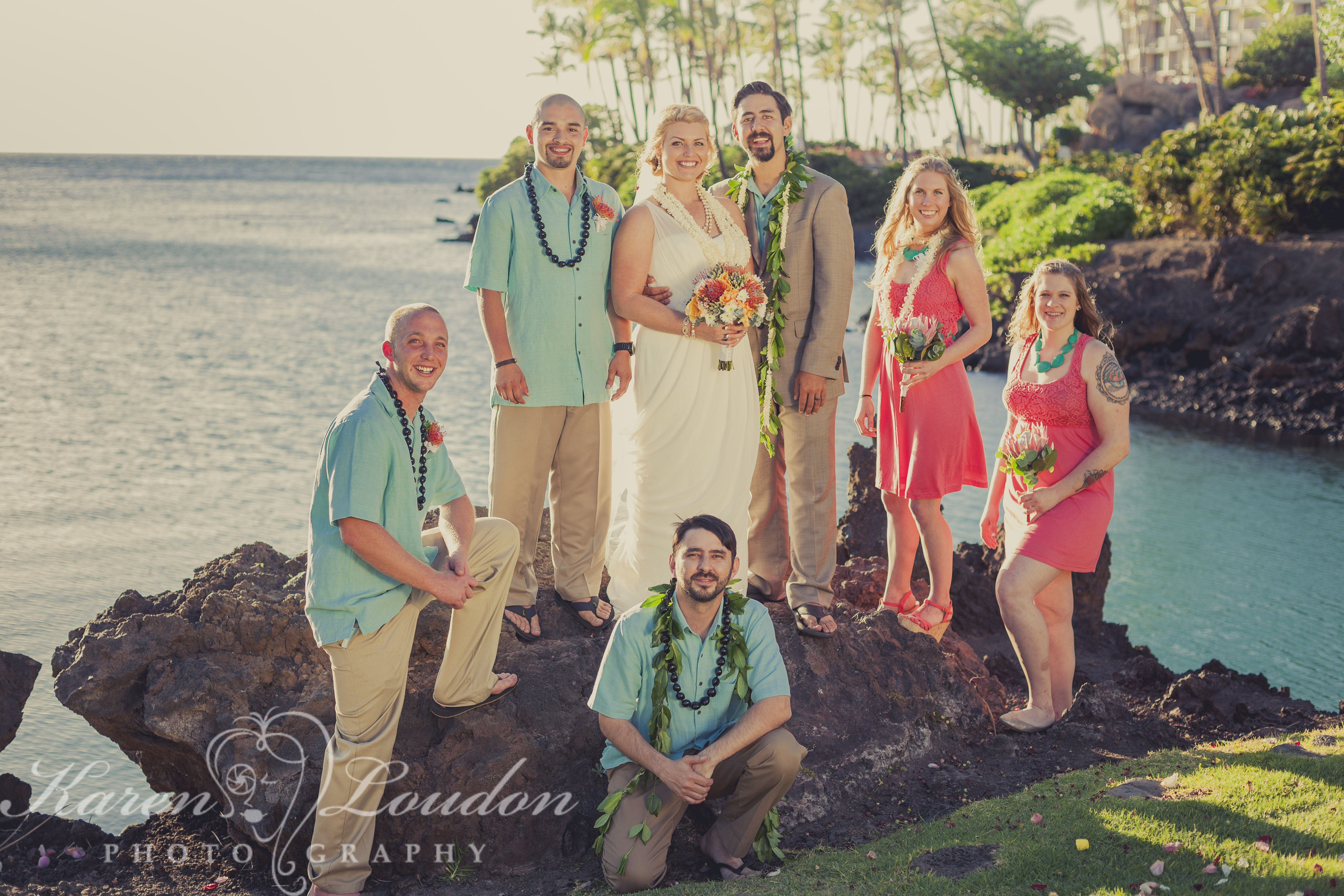 Hilton Waikoloa Wedding