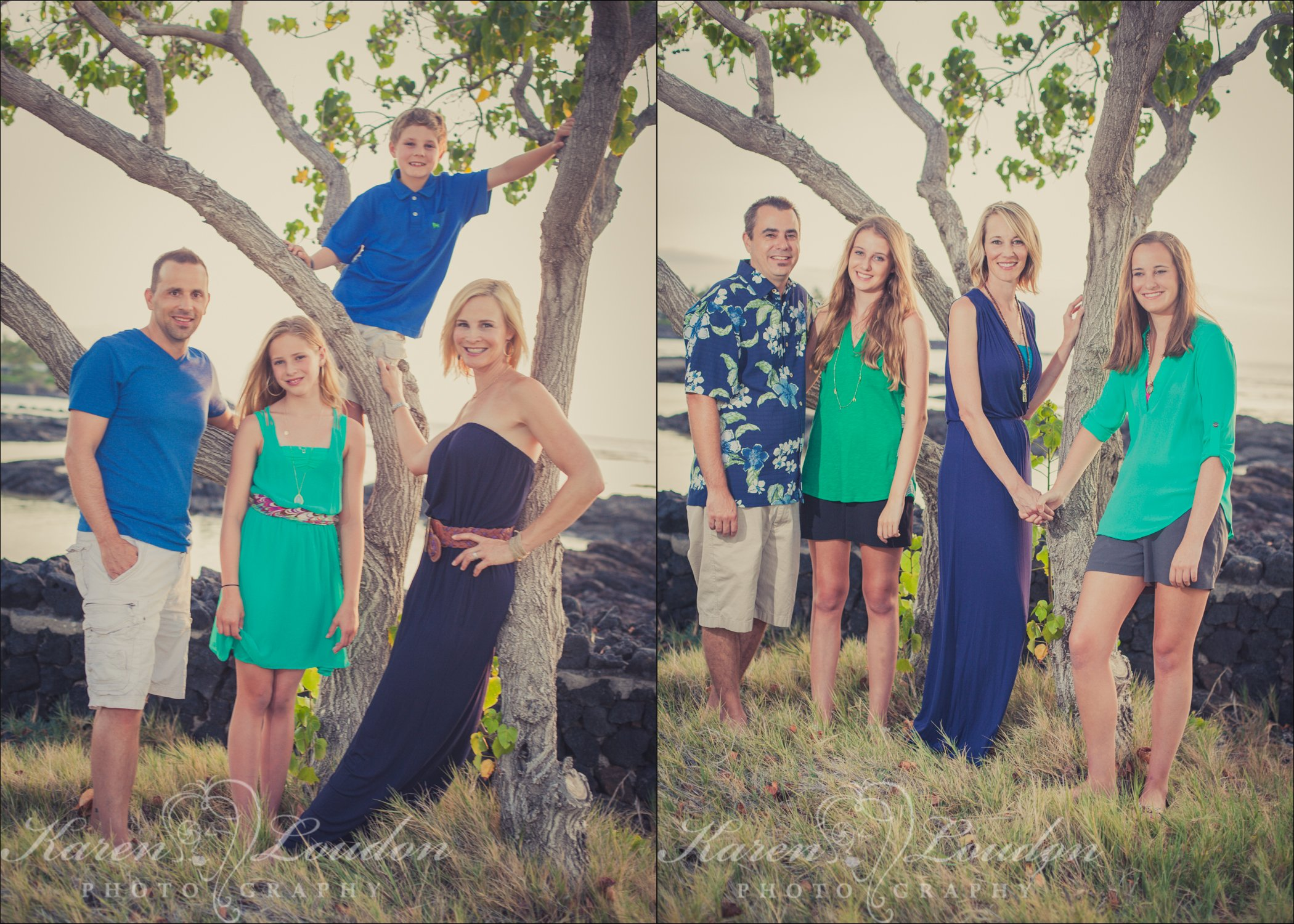 Kona family photographer