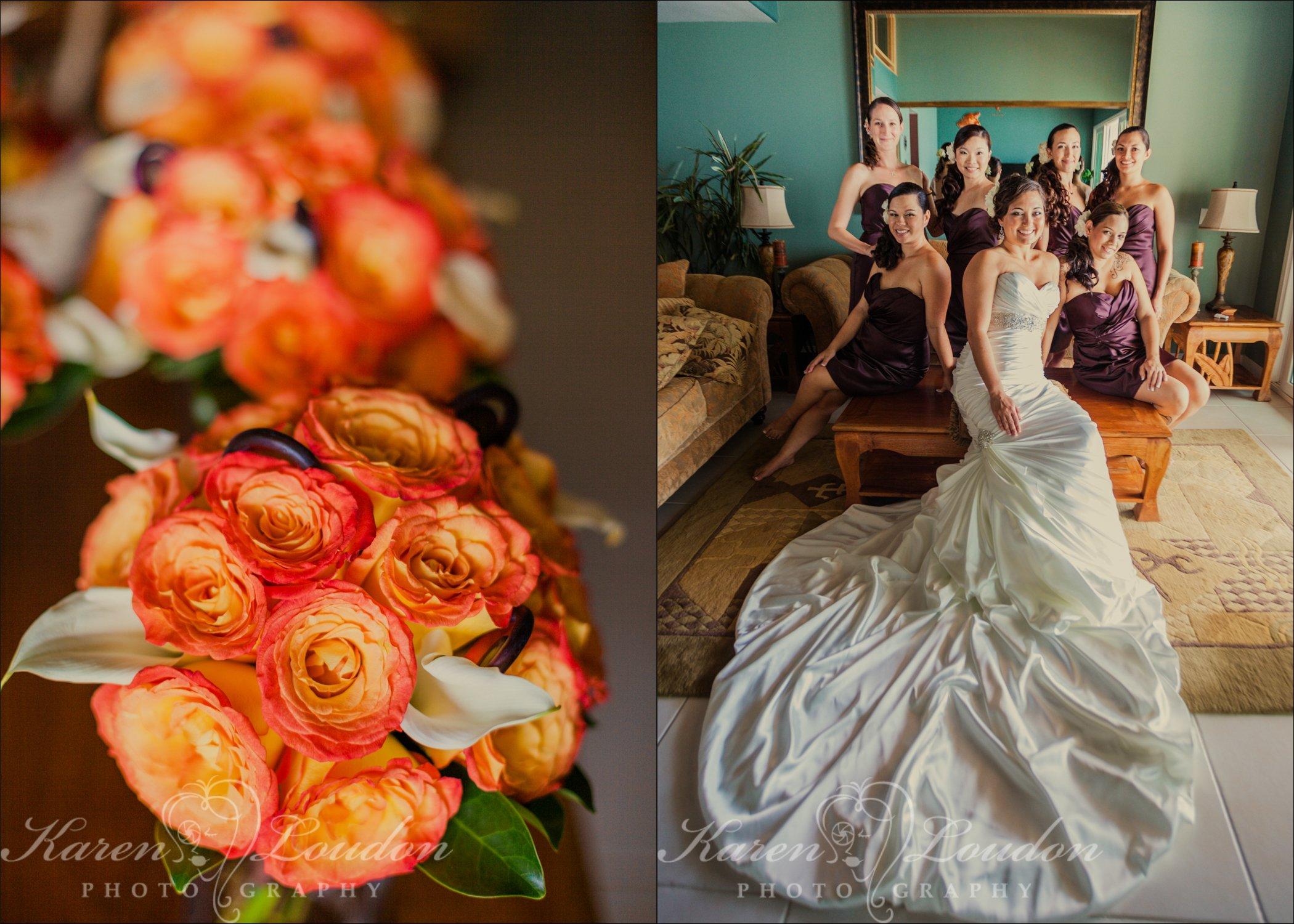 Kona wedding pictures