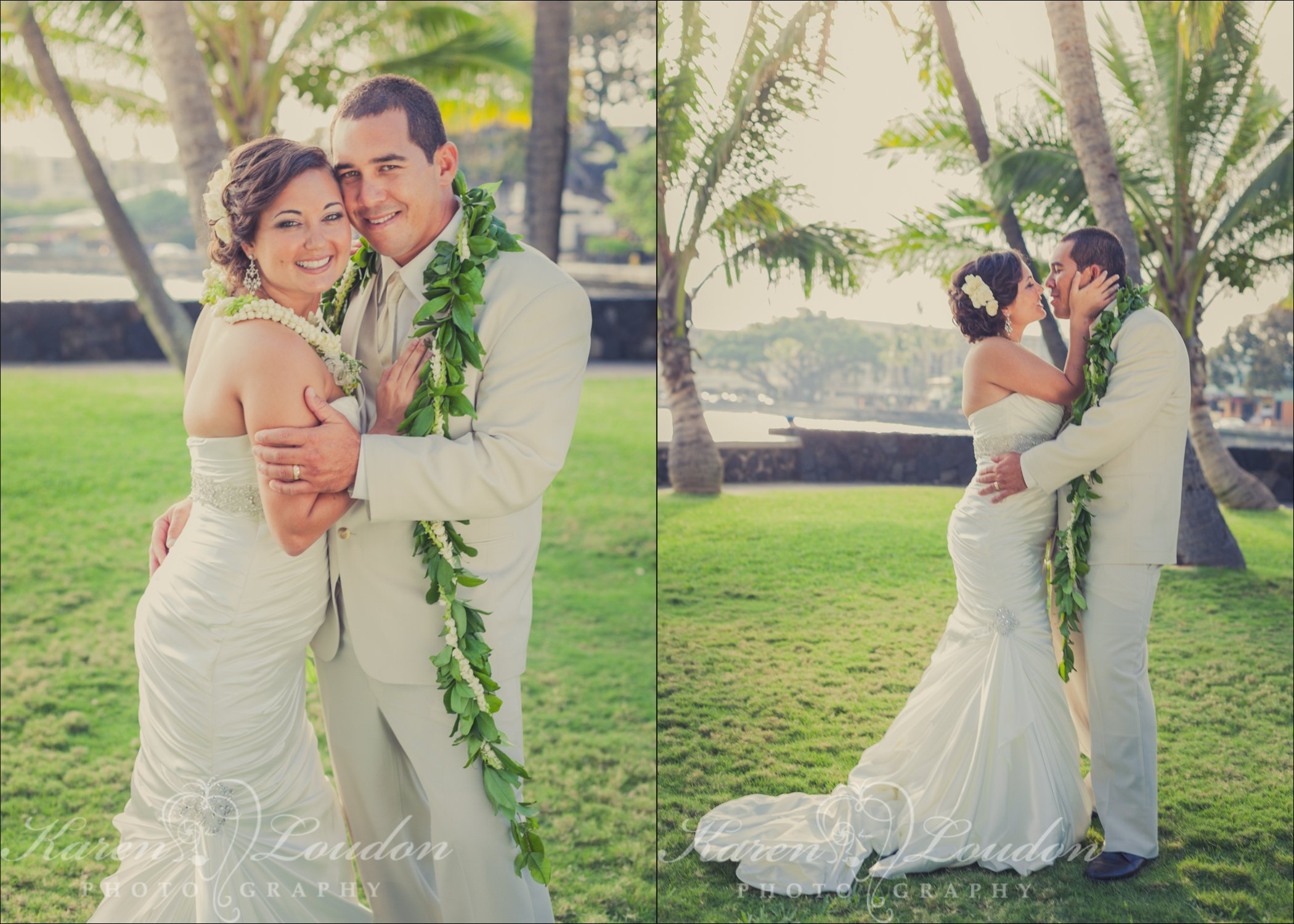 kailua Kona wedding photographers