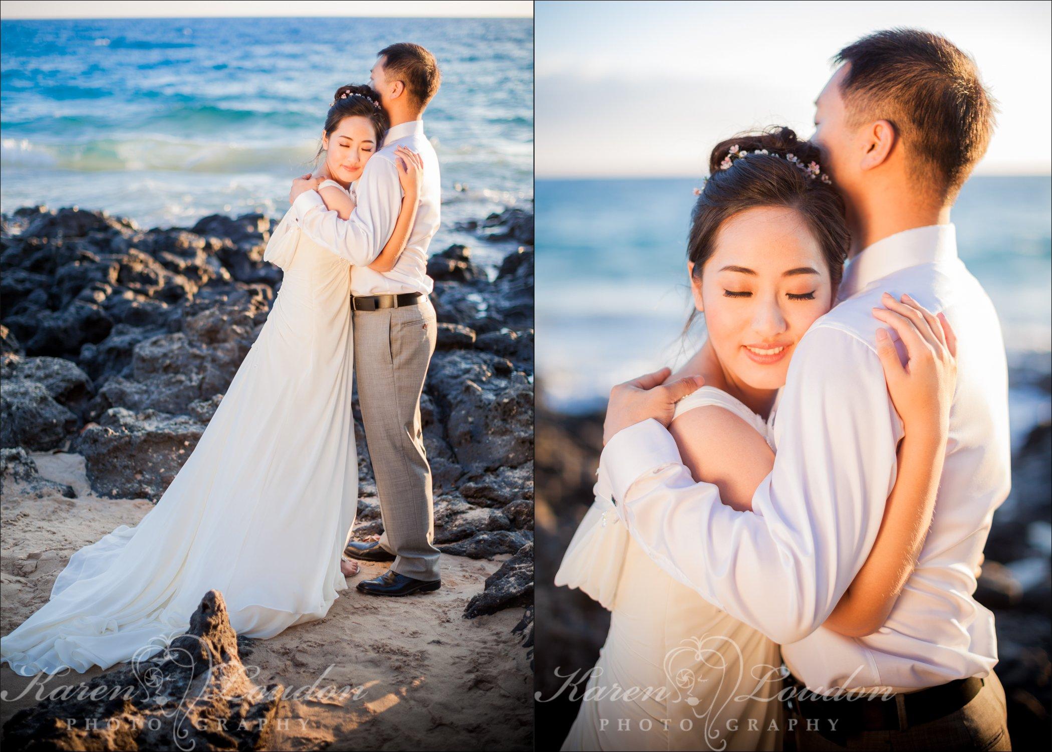 Big Island Hawaii Wedding photos