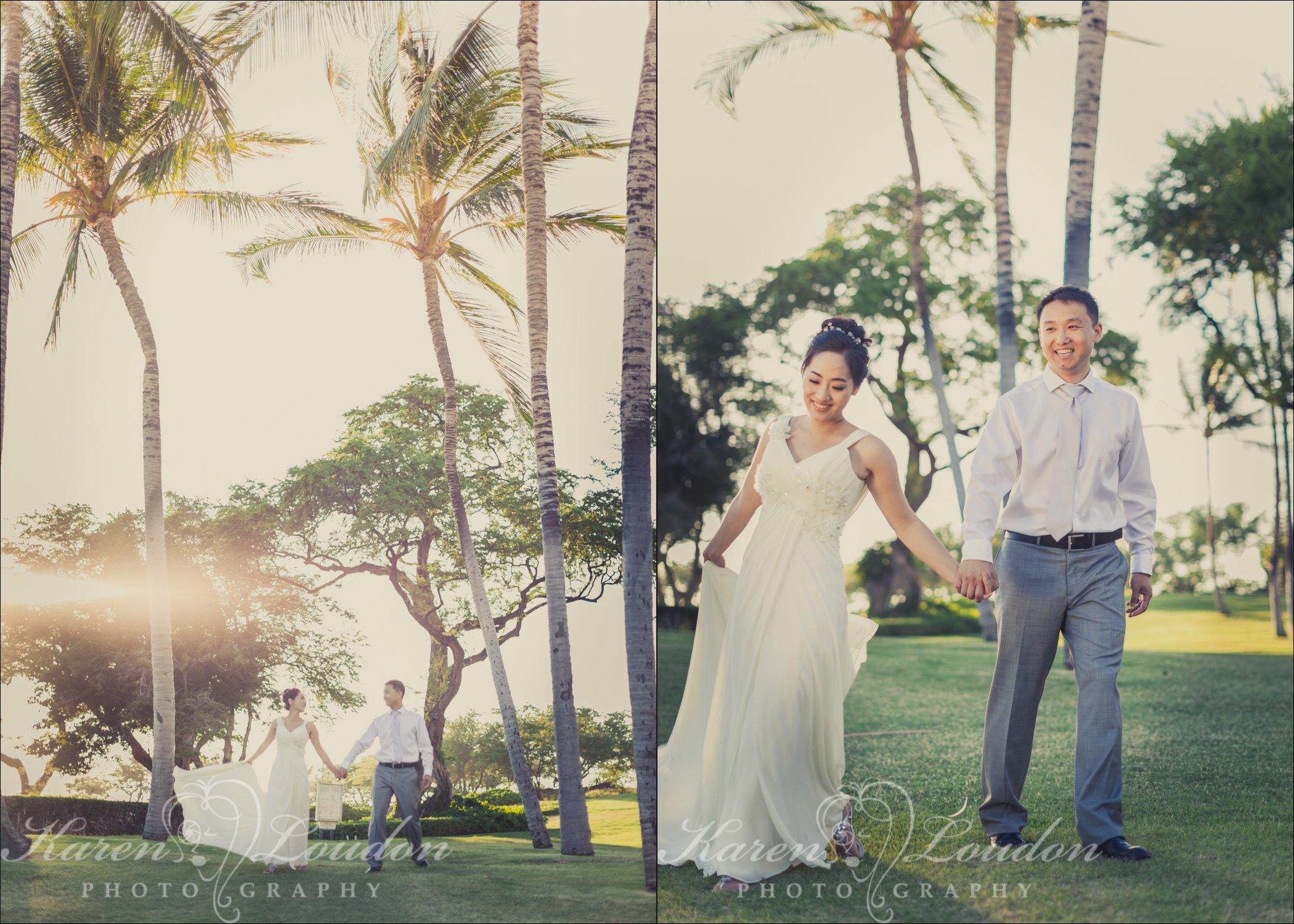 Big island wedding Hawaii