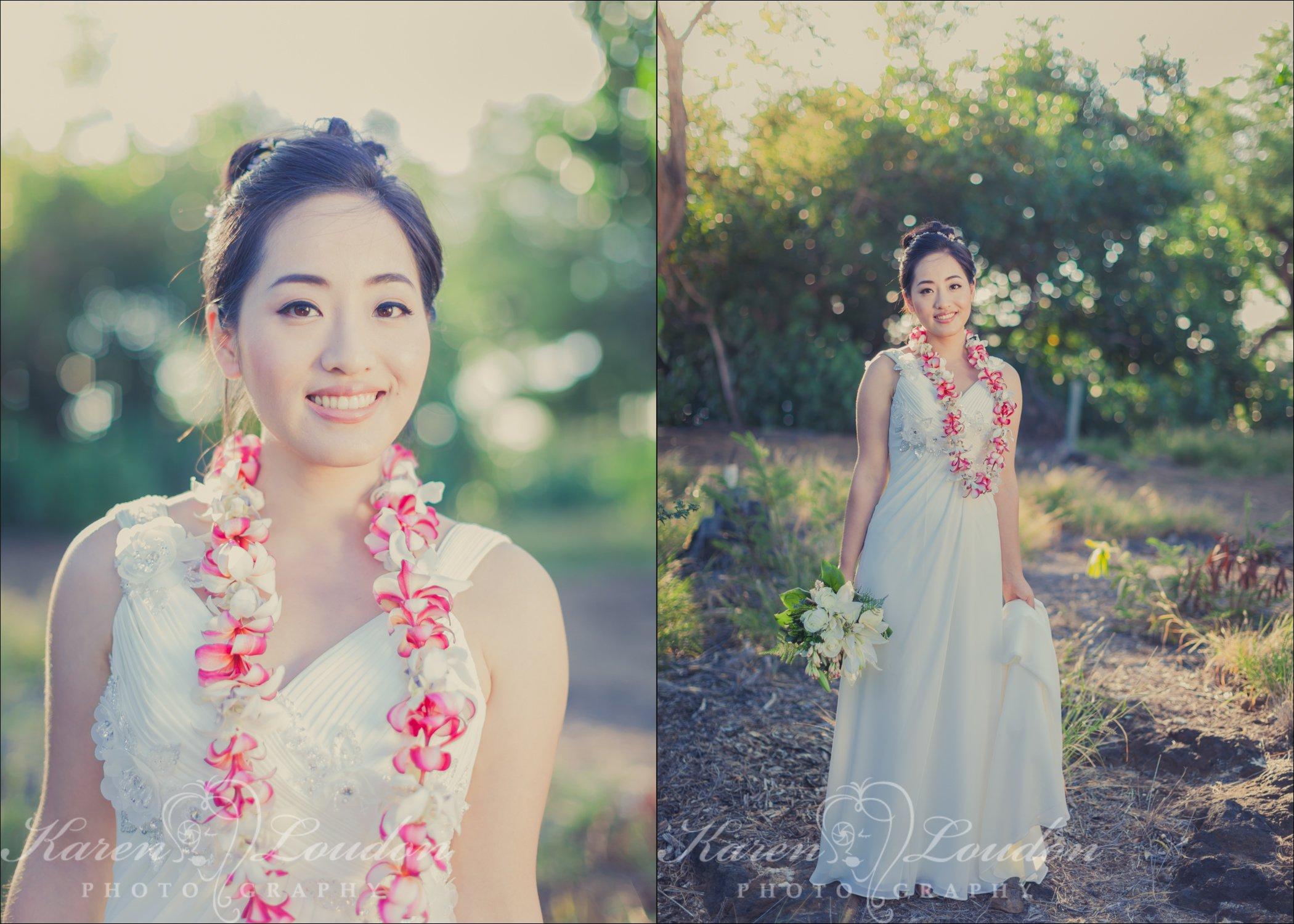Hapuna wedding photos