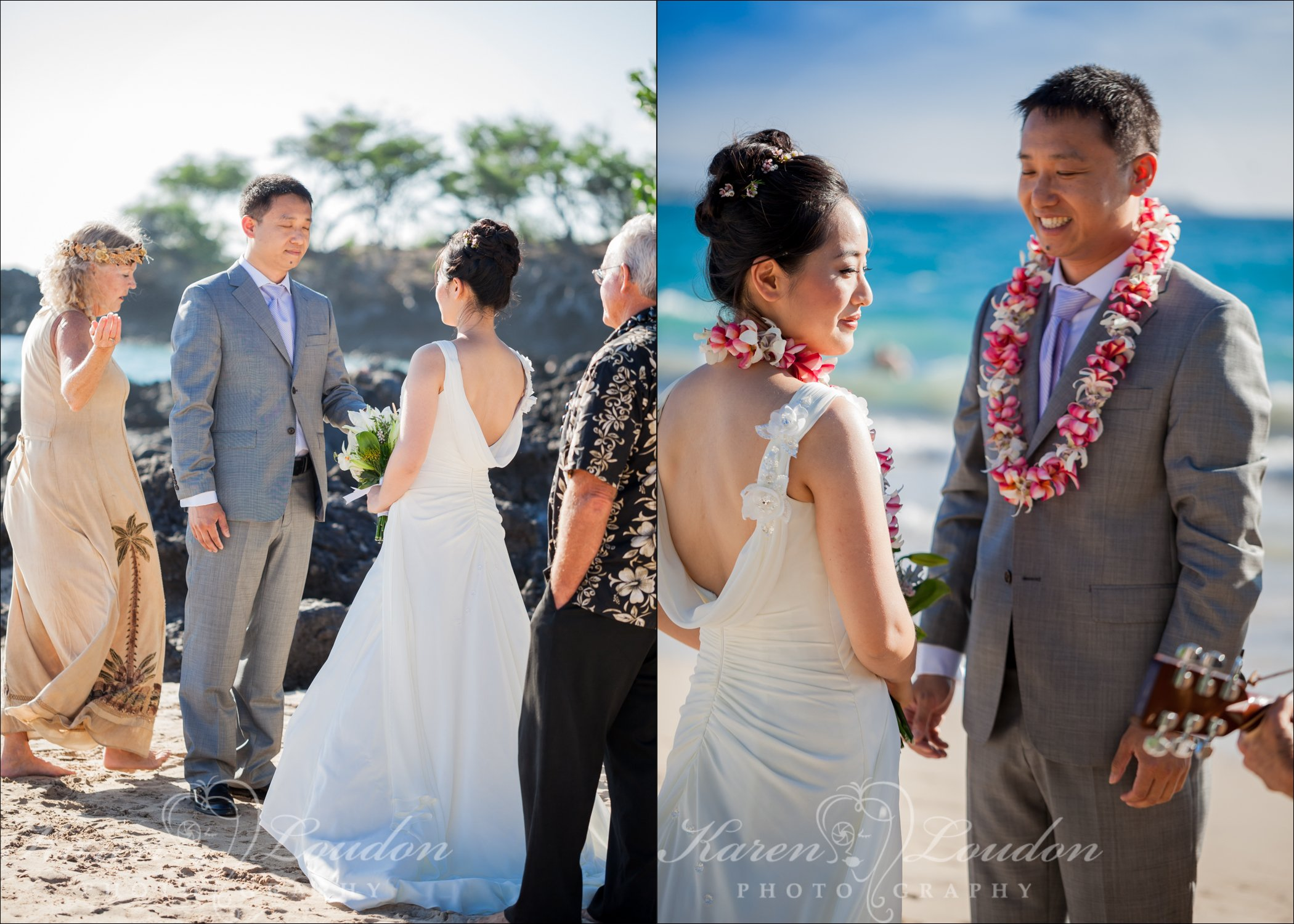 Hapuna wedding