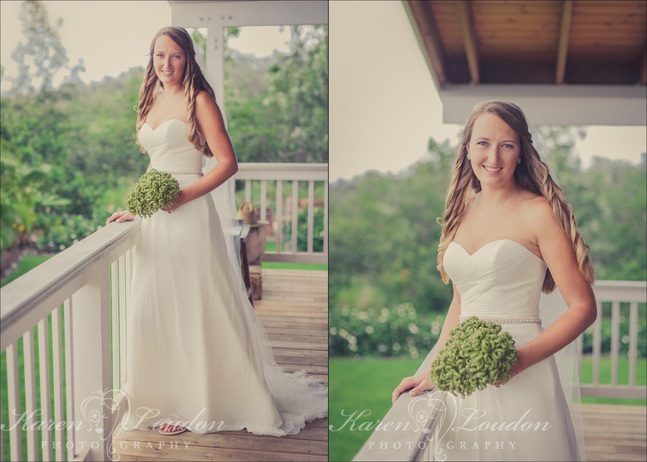 Hawaii Bride photos