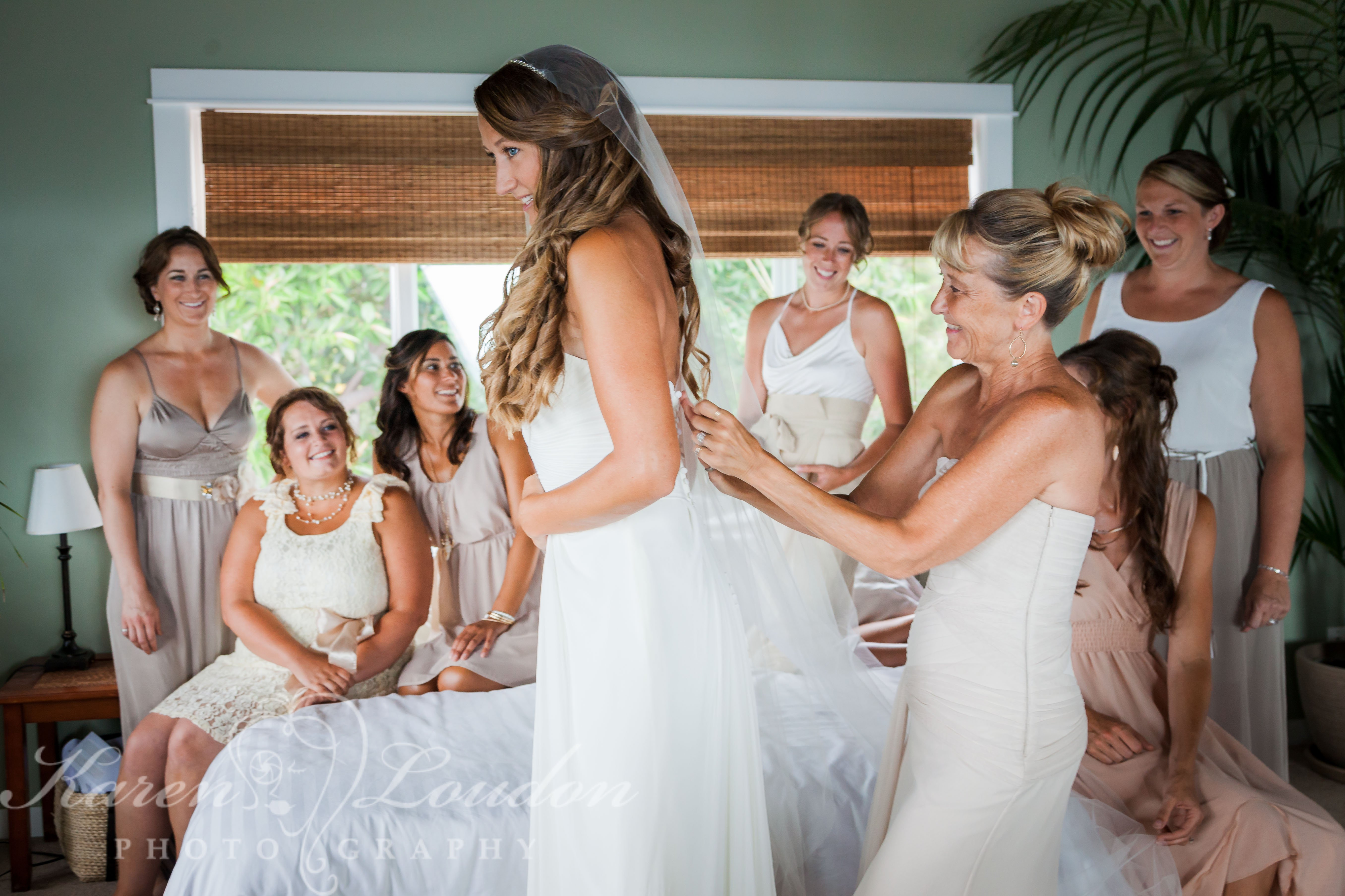 King Kamehameha Hotel wedding