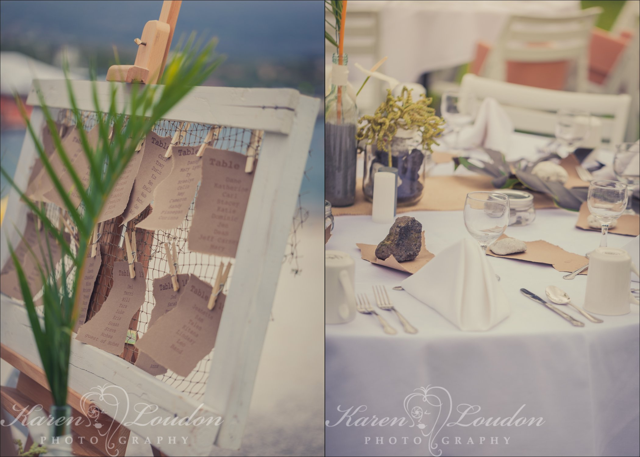 Kona beach hotel wedding