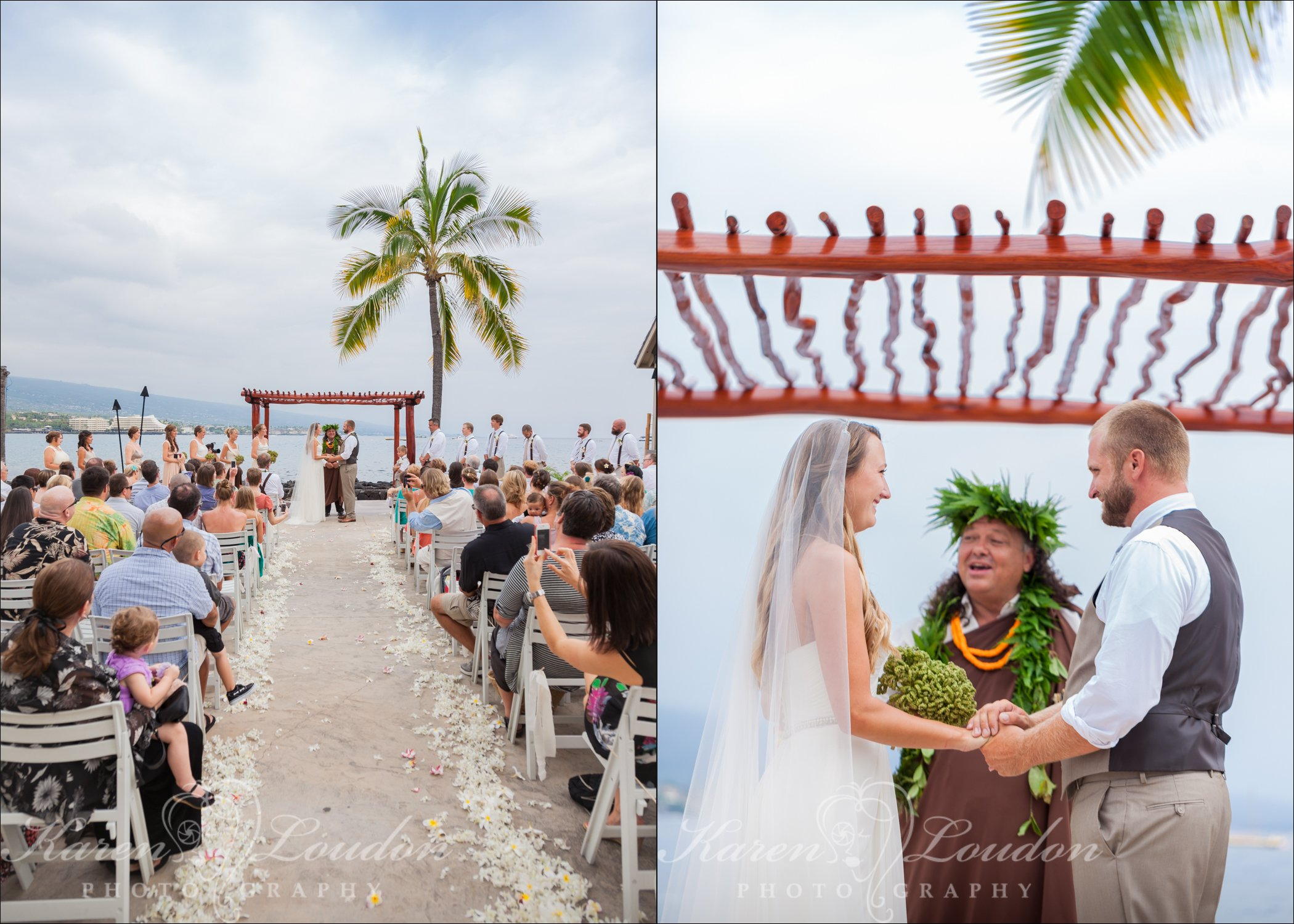 Kona wedding organizer