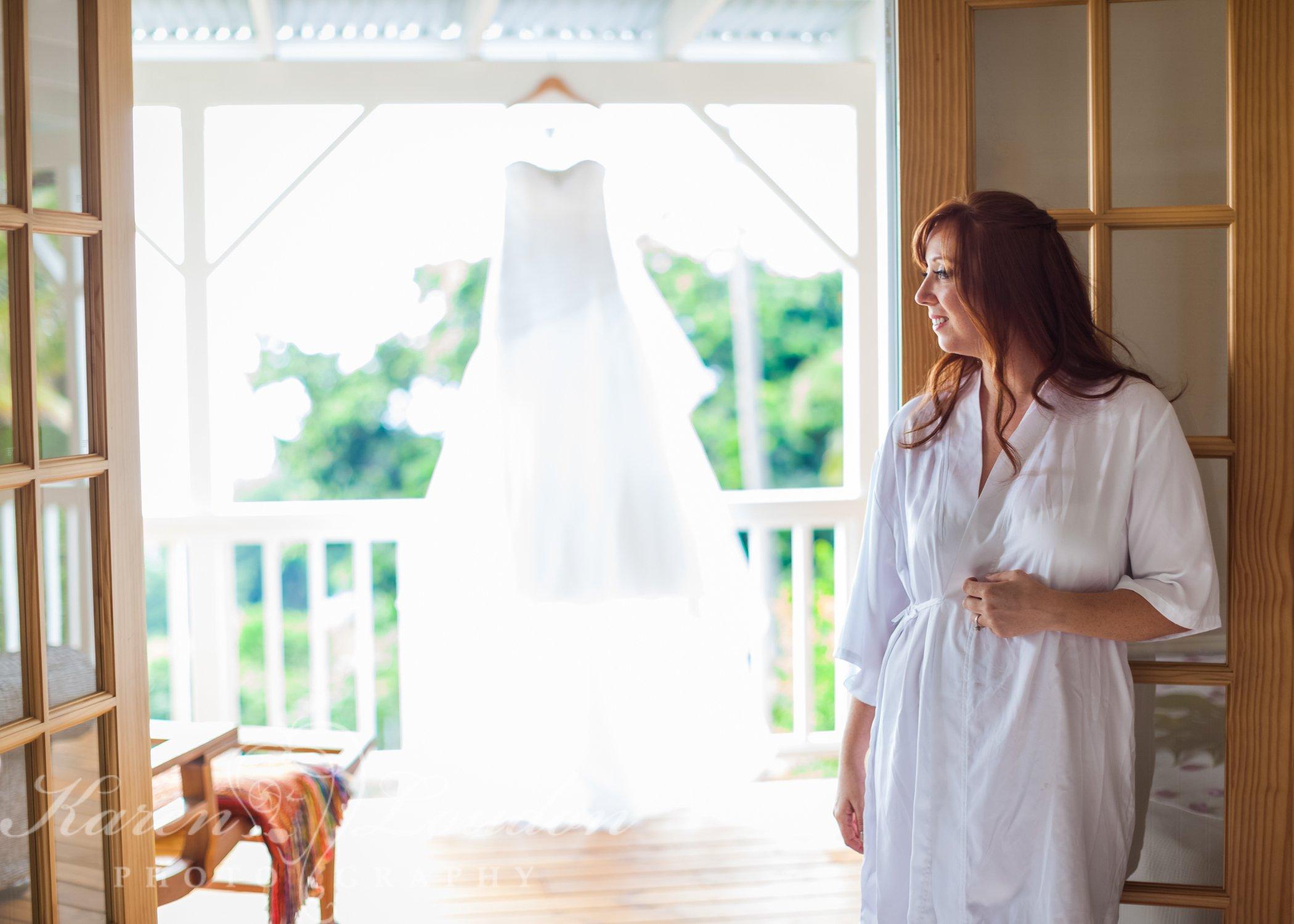 Holualoa Bride