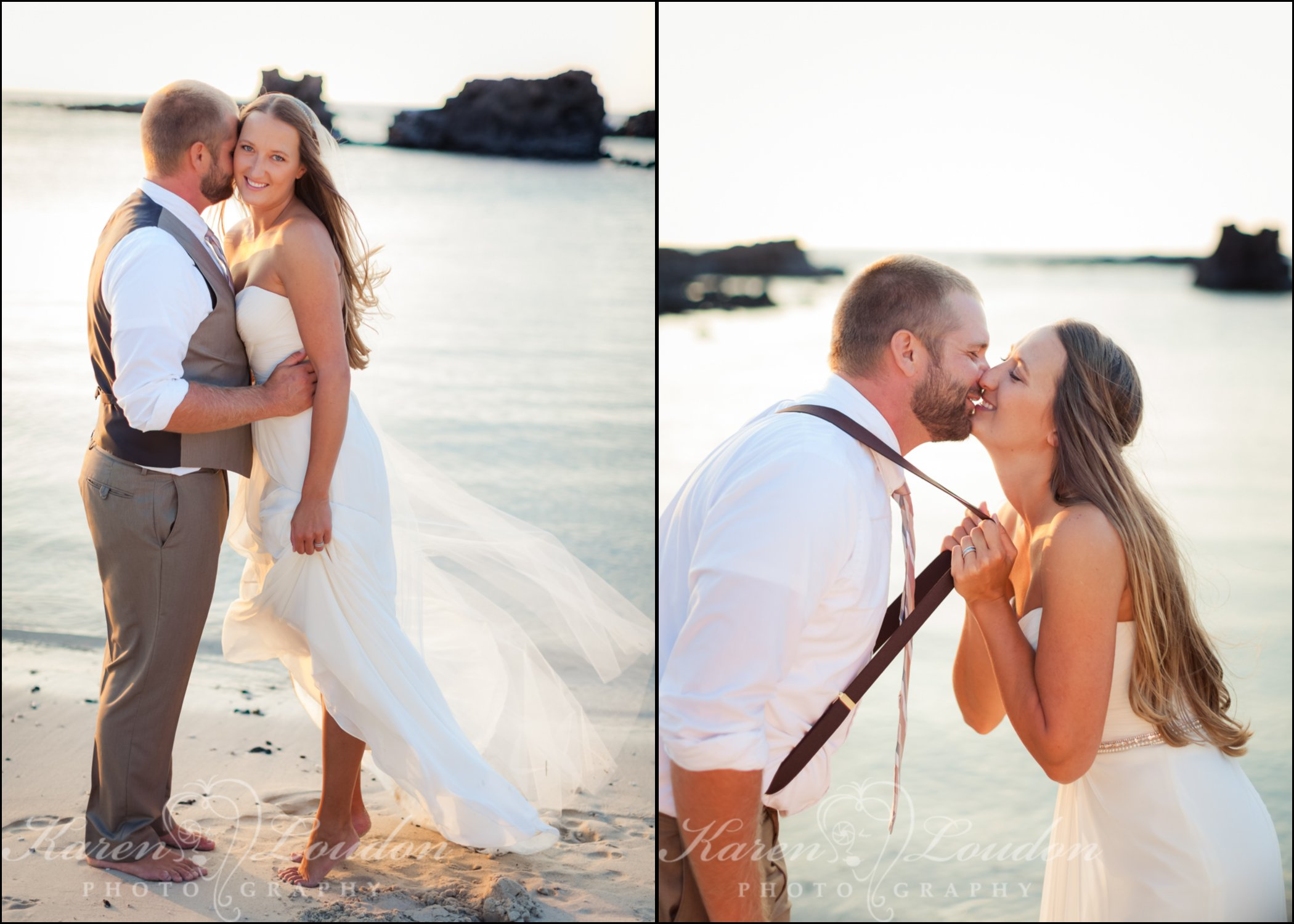 Kona trash the dress photographer