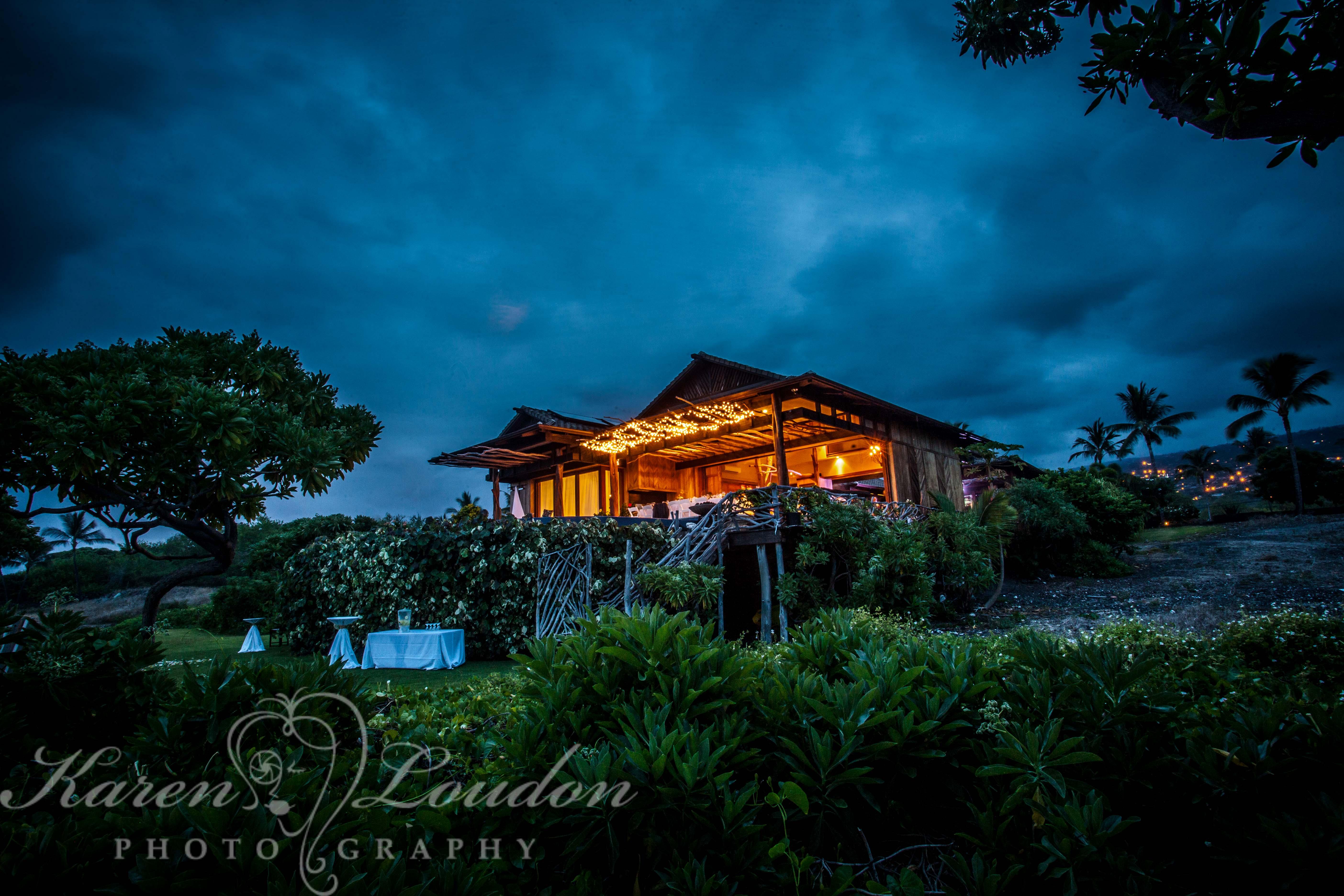 Hale Ohia Kai Wedding © Karen Loudon photography