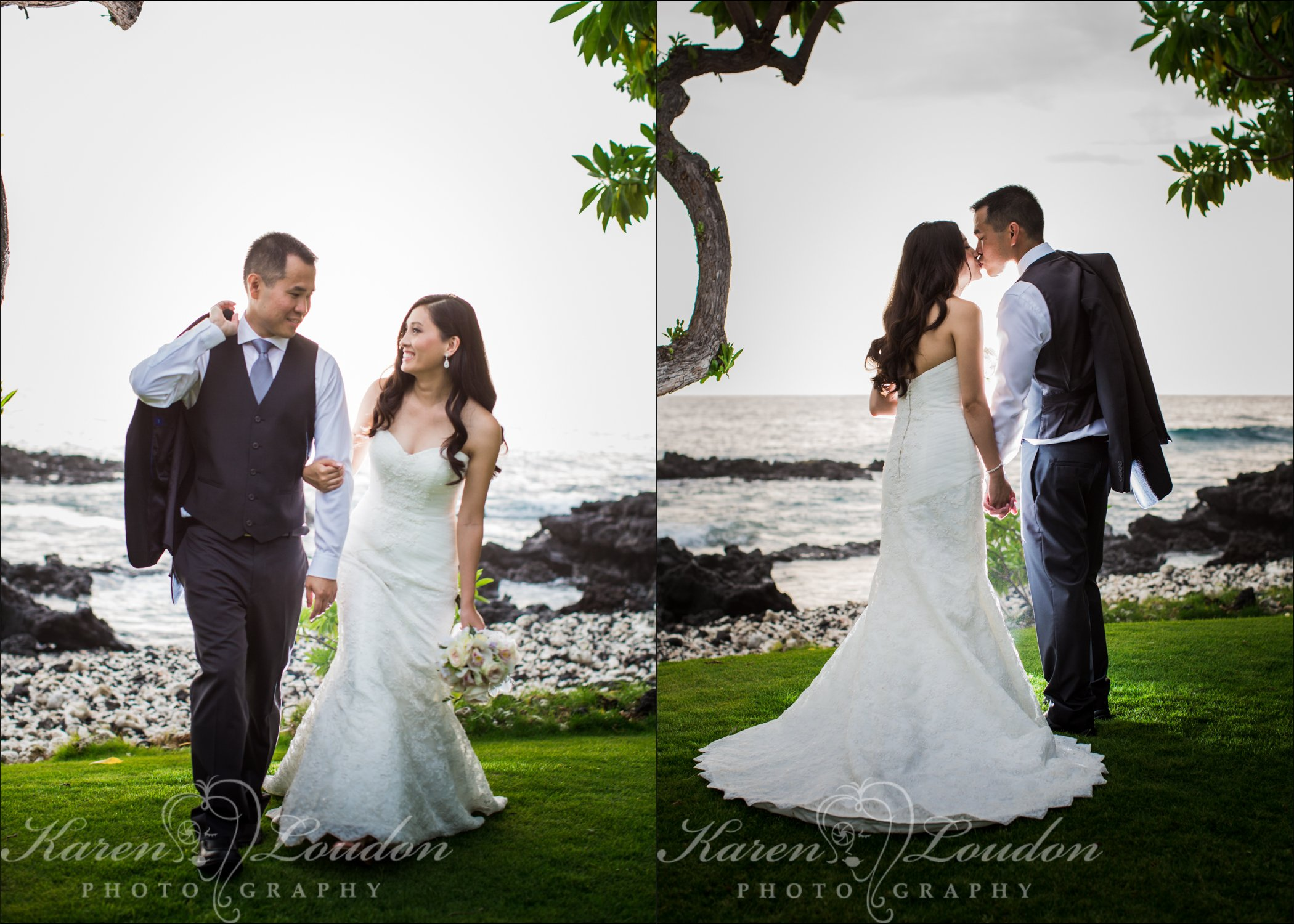 Hale Ohia Kai wedding photography
