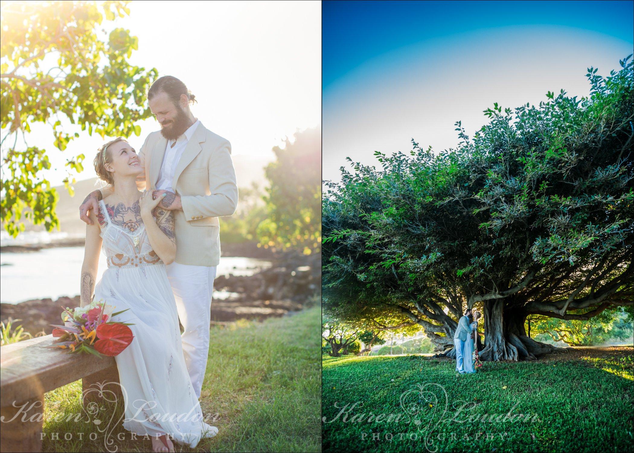 Big Island wedding photography Hawaii