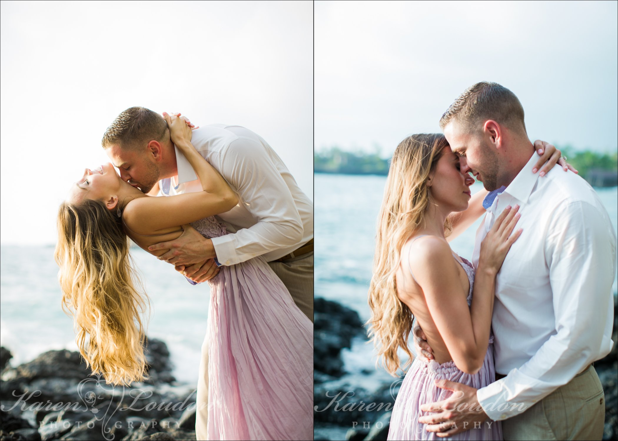 Engagement, Kona, Hawaii, Big Island, Sheraton, Photography