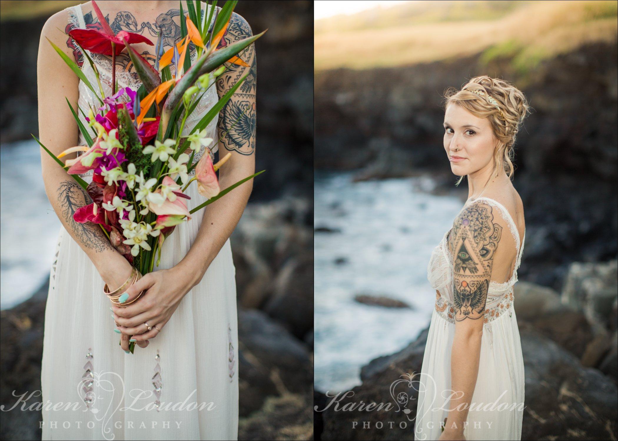 Hawaii Pacific Bride