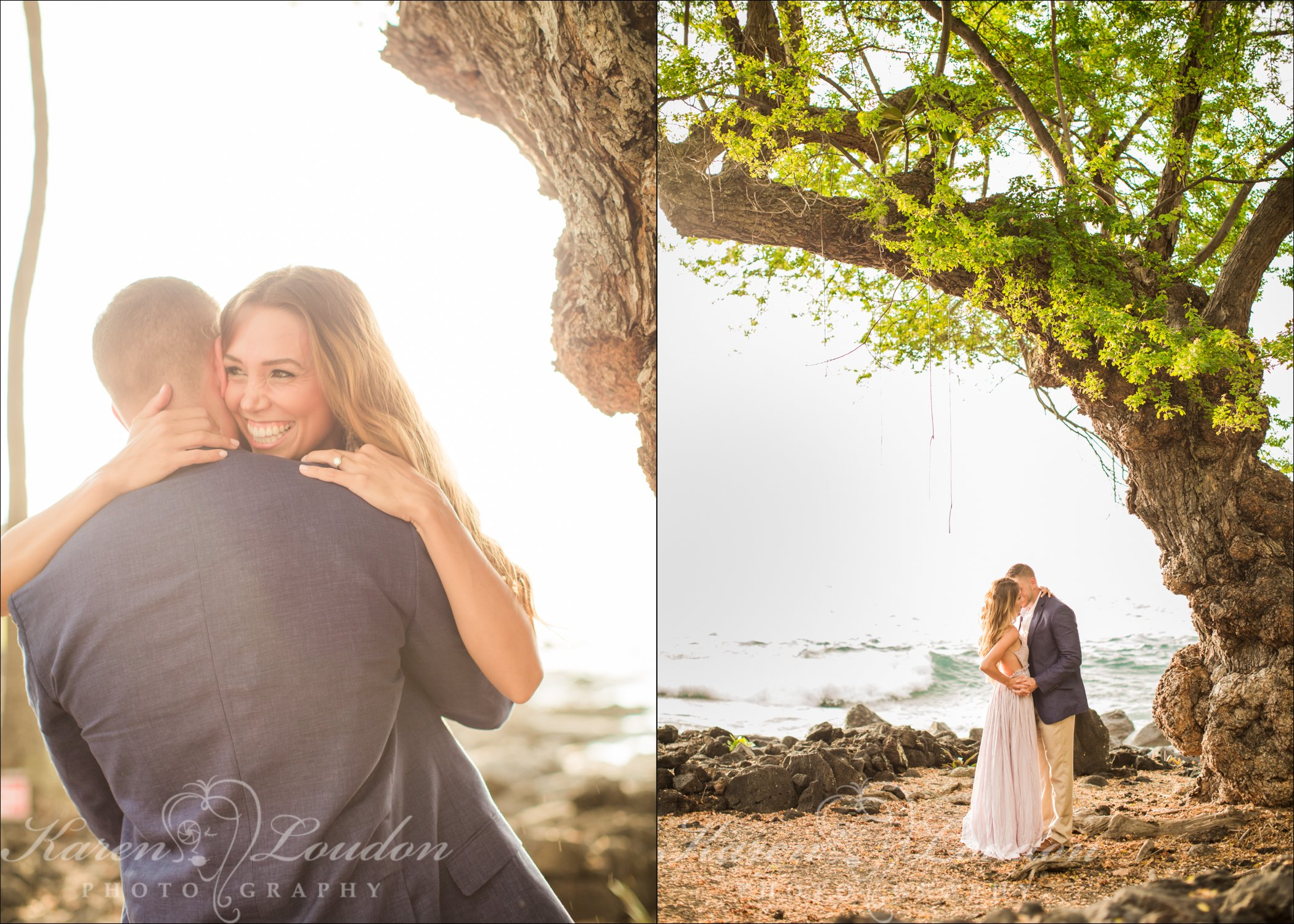 Big Island, Hawaii, Kona, Photography, Sheraton, Engagement