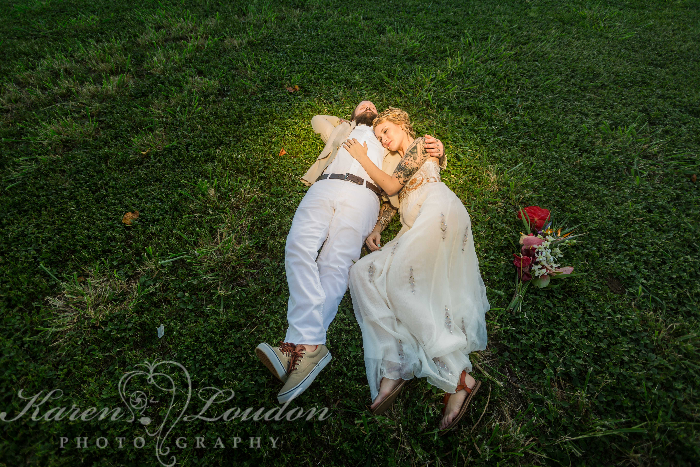 Whittington Park wedding photography Hawaii