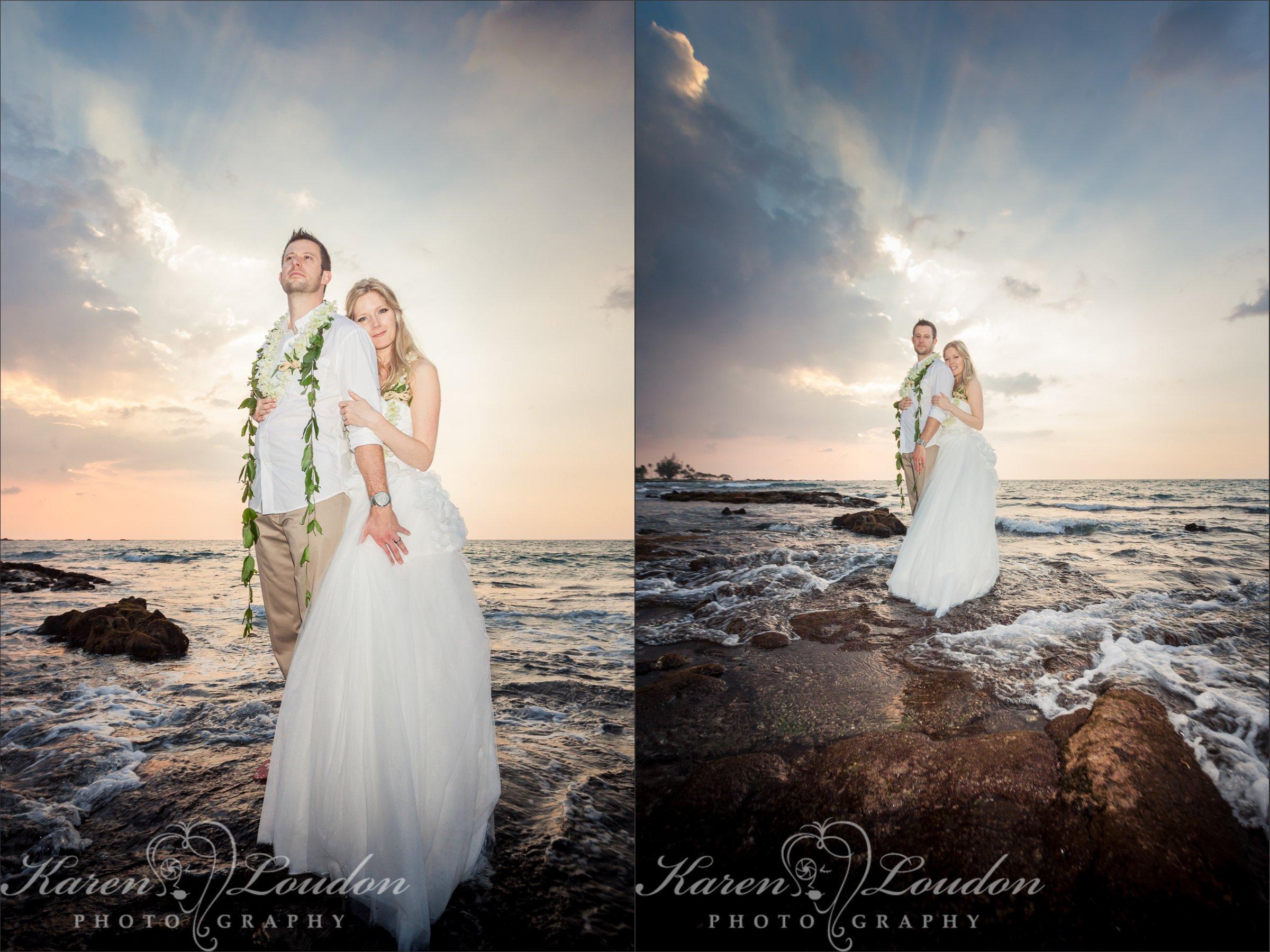 Kailua Kona Elopement Photographer