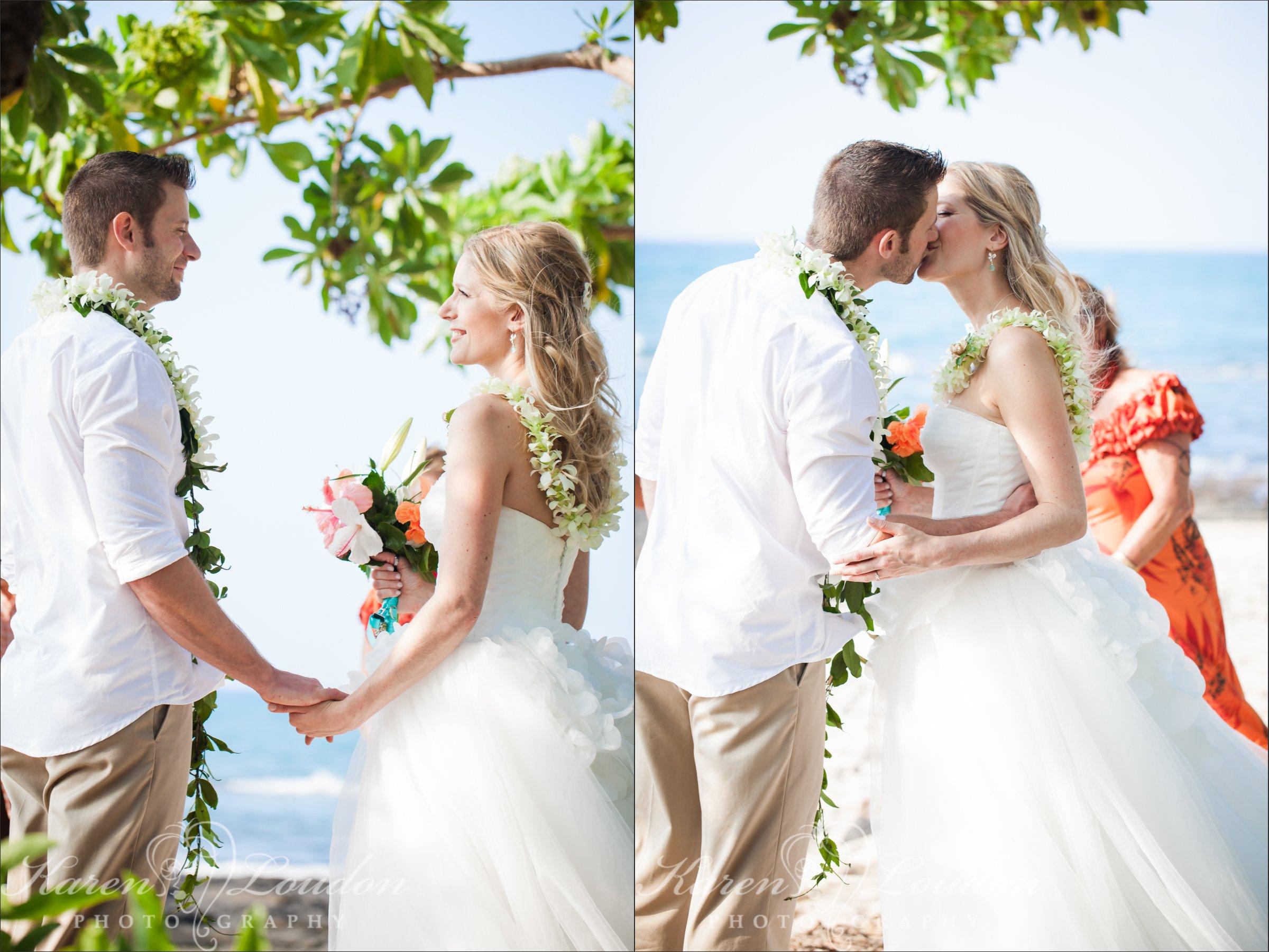 Kailua Kona Hawaii Big Island Wedding Photography