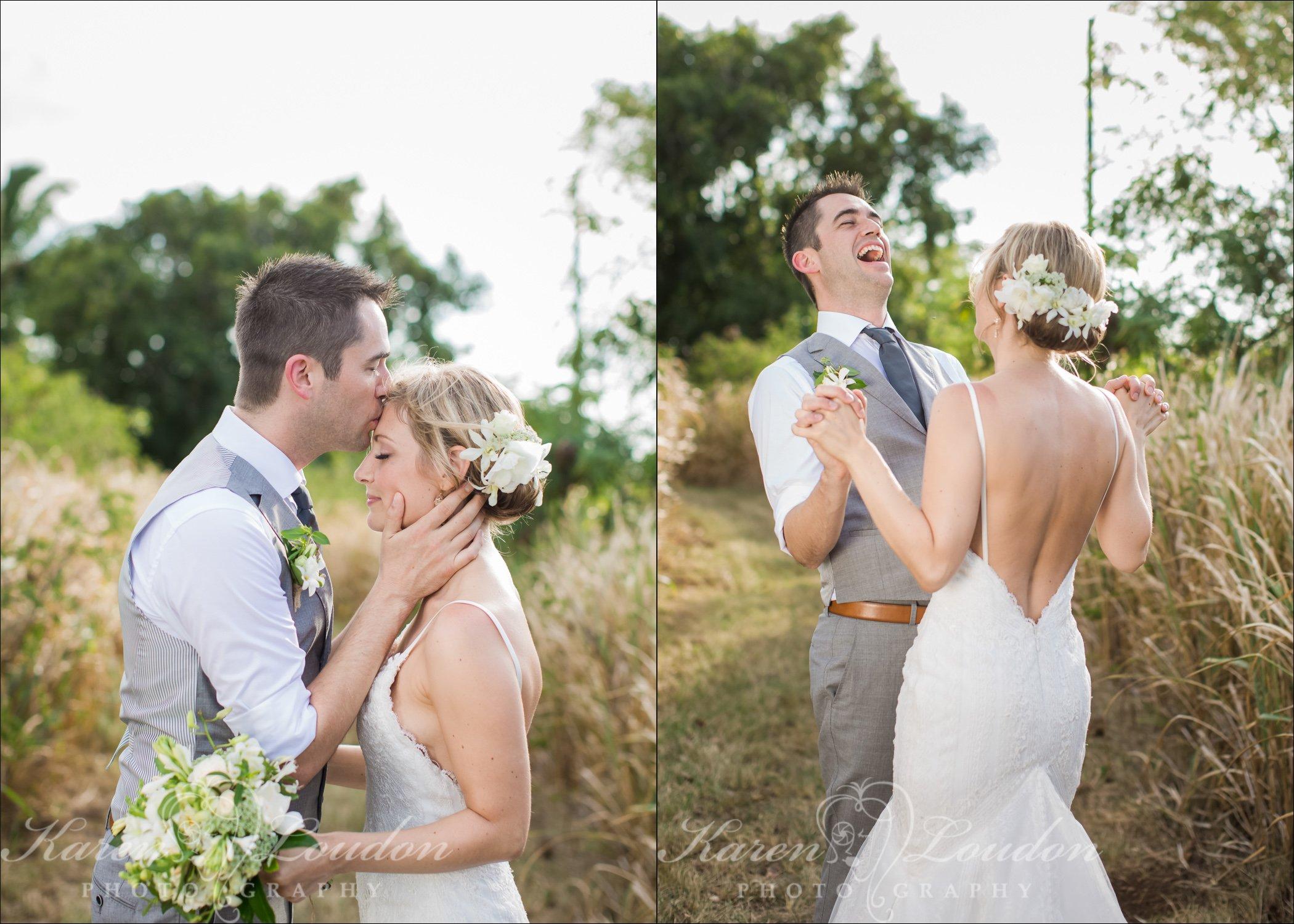Big Island Eco Ranch Wedding Photography