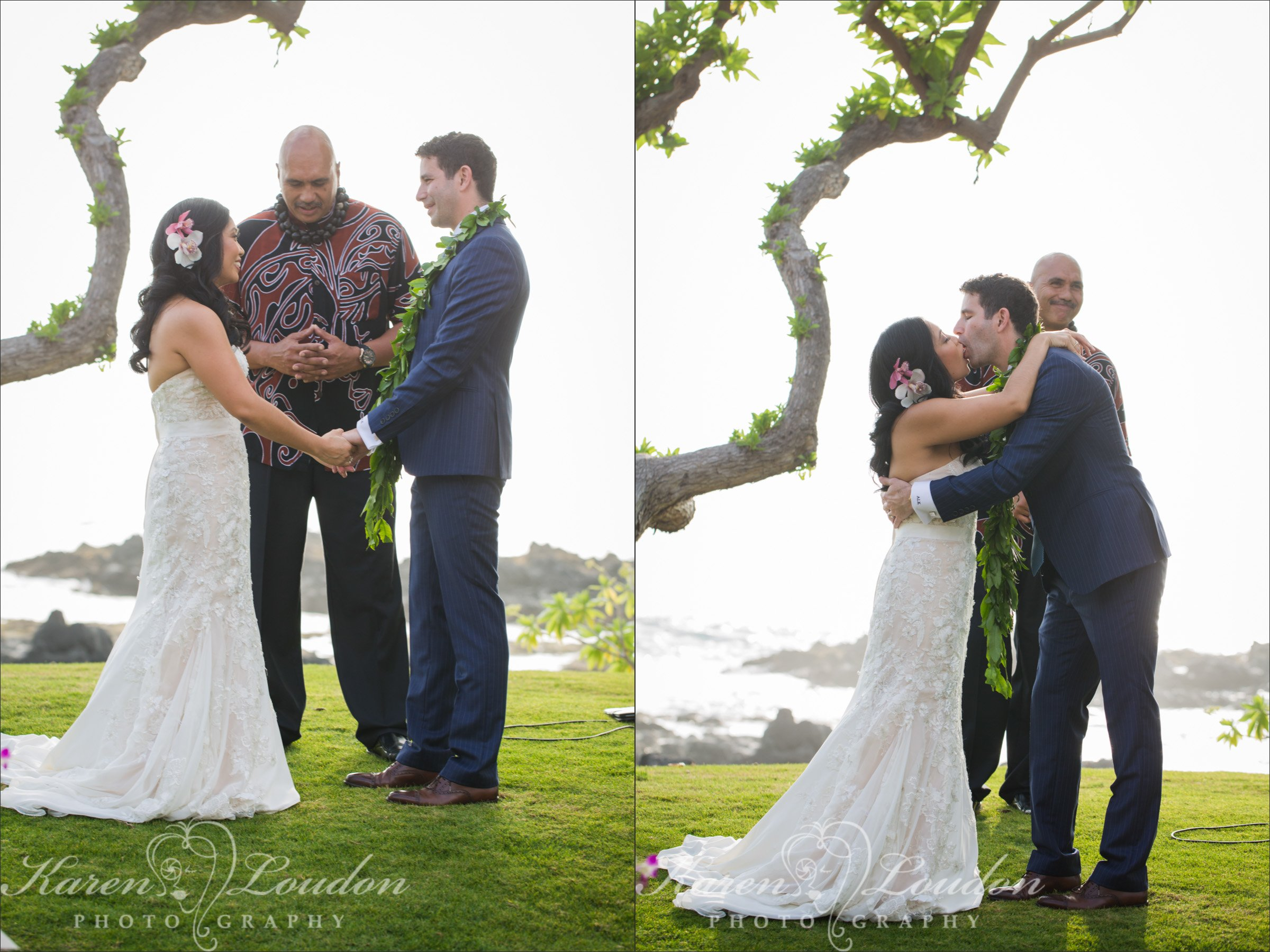 Destination Wedding Big Island Photographer