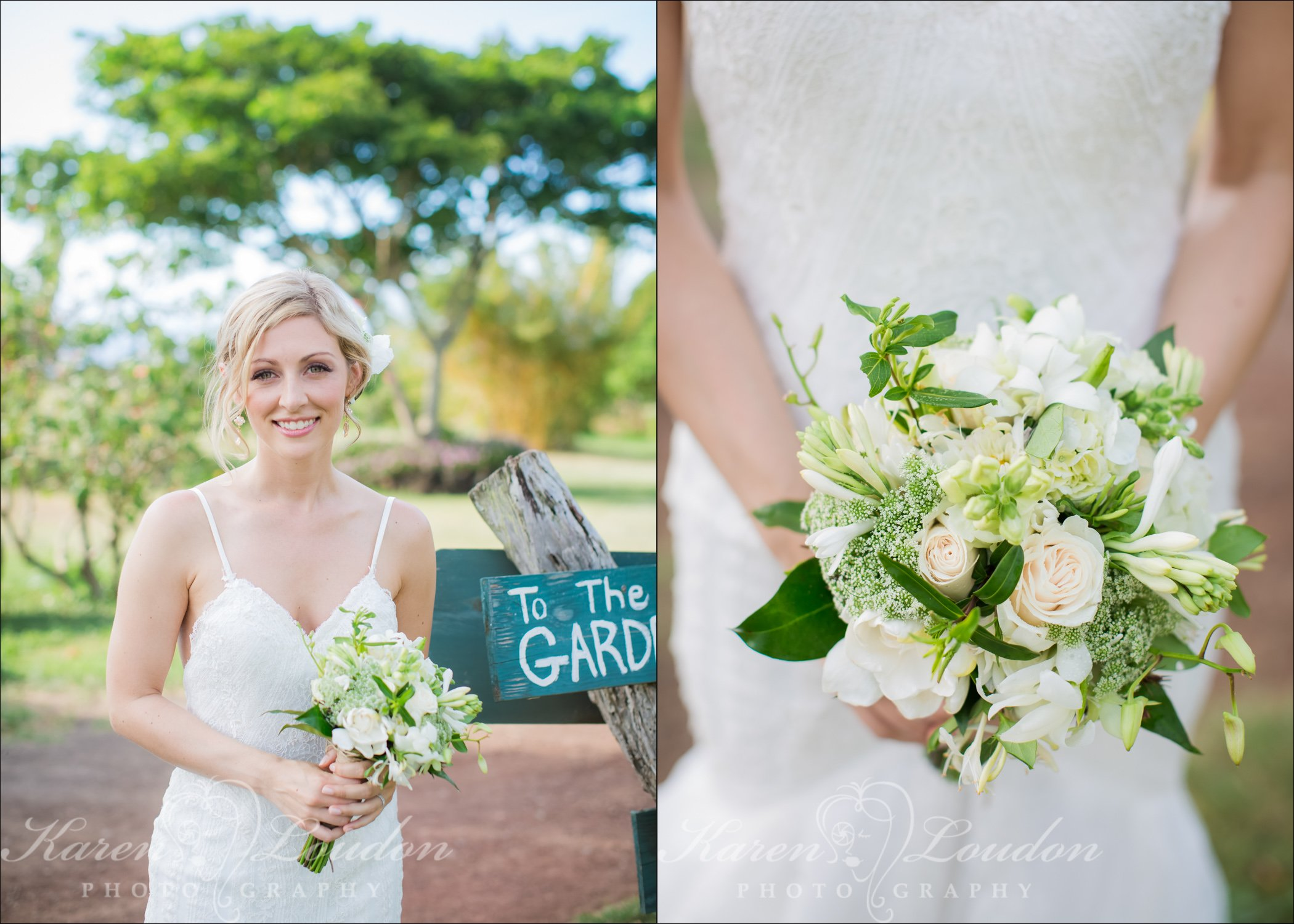 Hawi Hawaii Wedding Photography