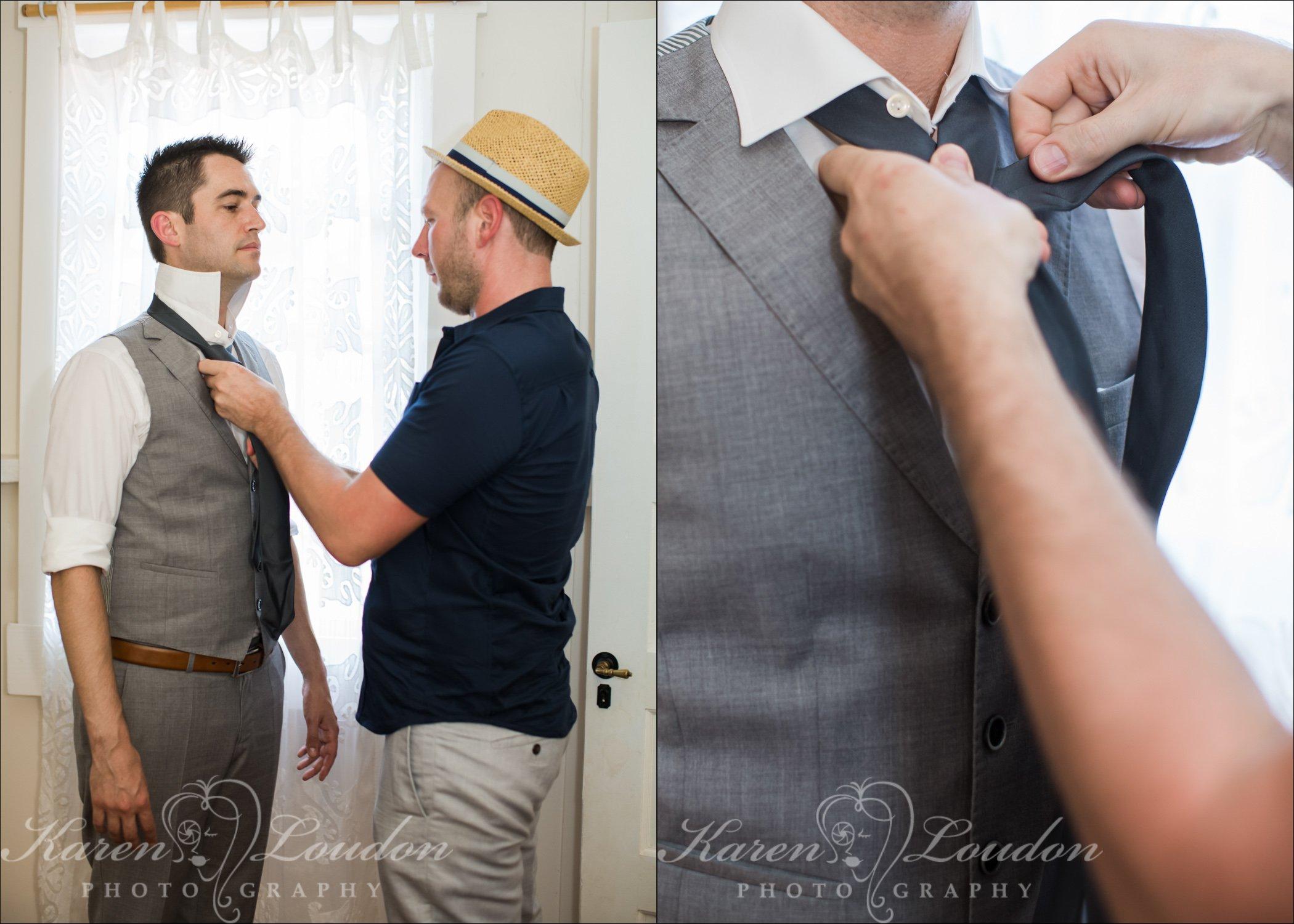 Rustic Big Island Wedding Photography