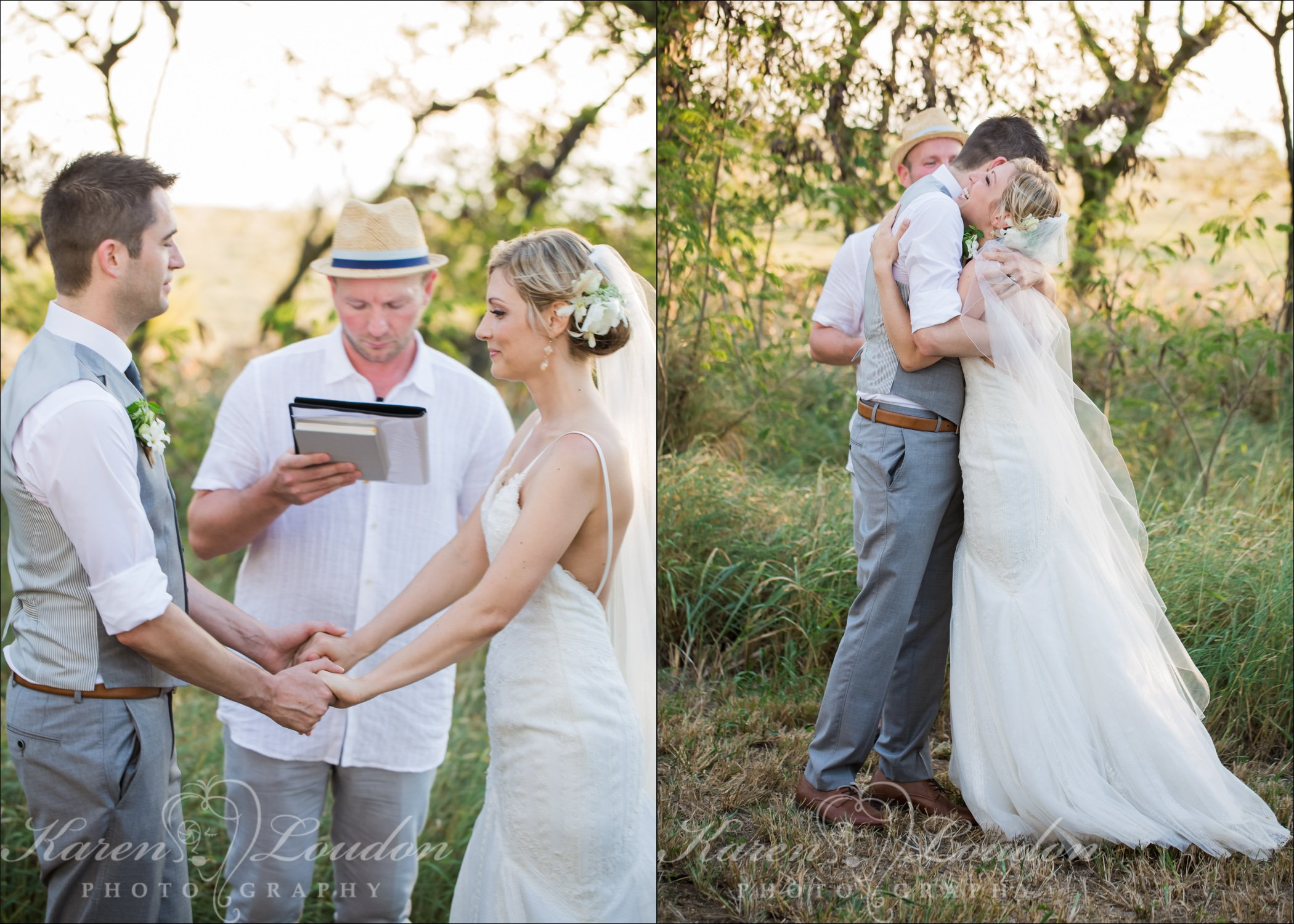 Rustic Big Island Wedding Photographer