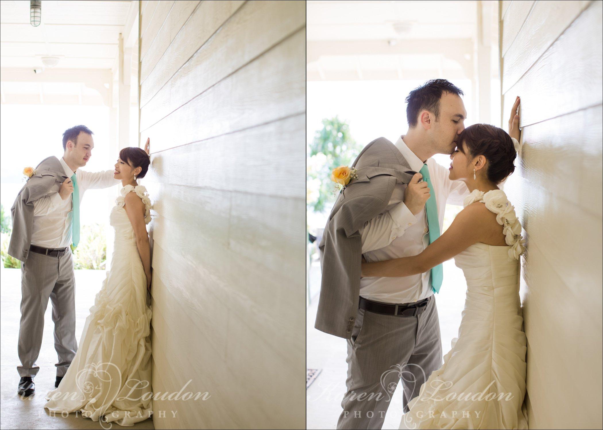 Hilo Wedding Couple Photography