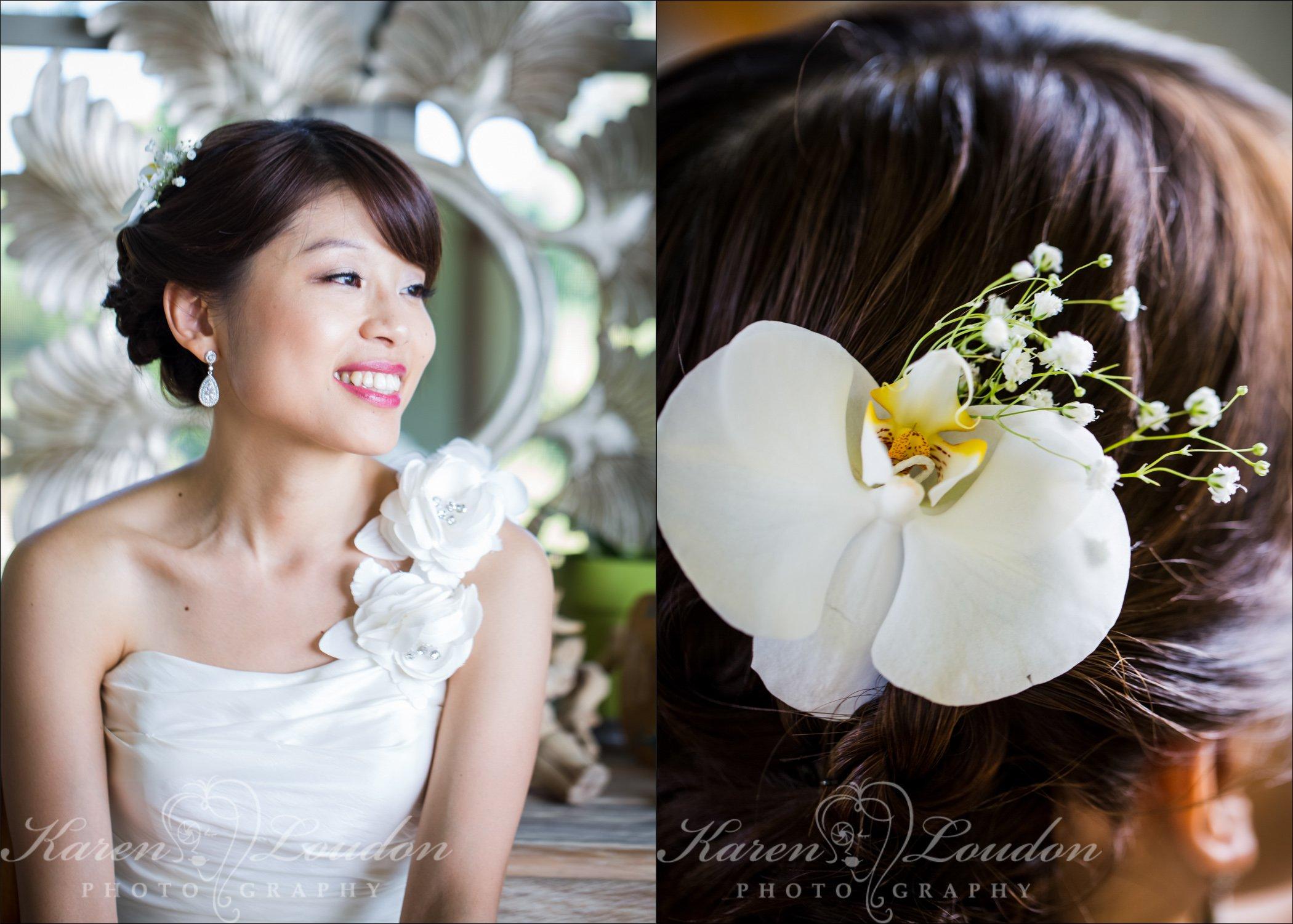 Hilo Wedding Bride Photography
