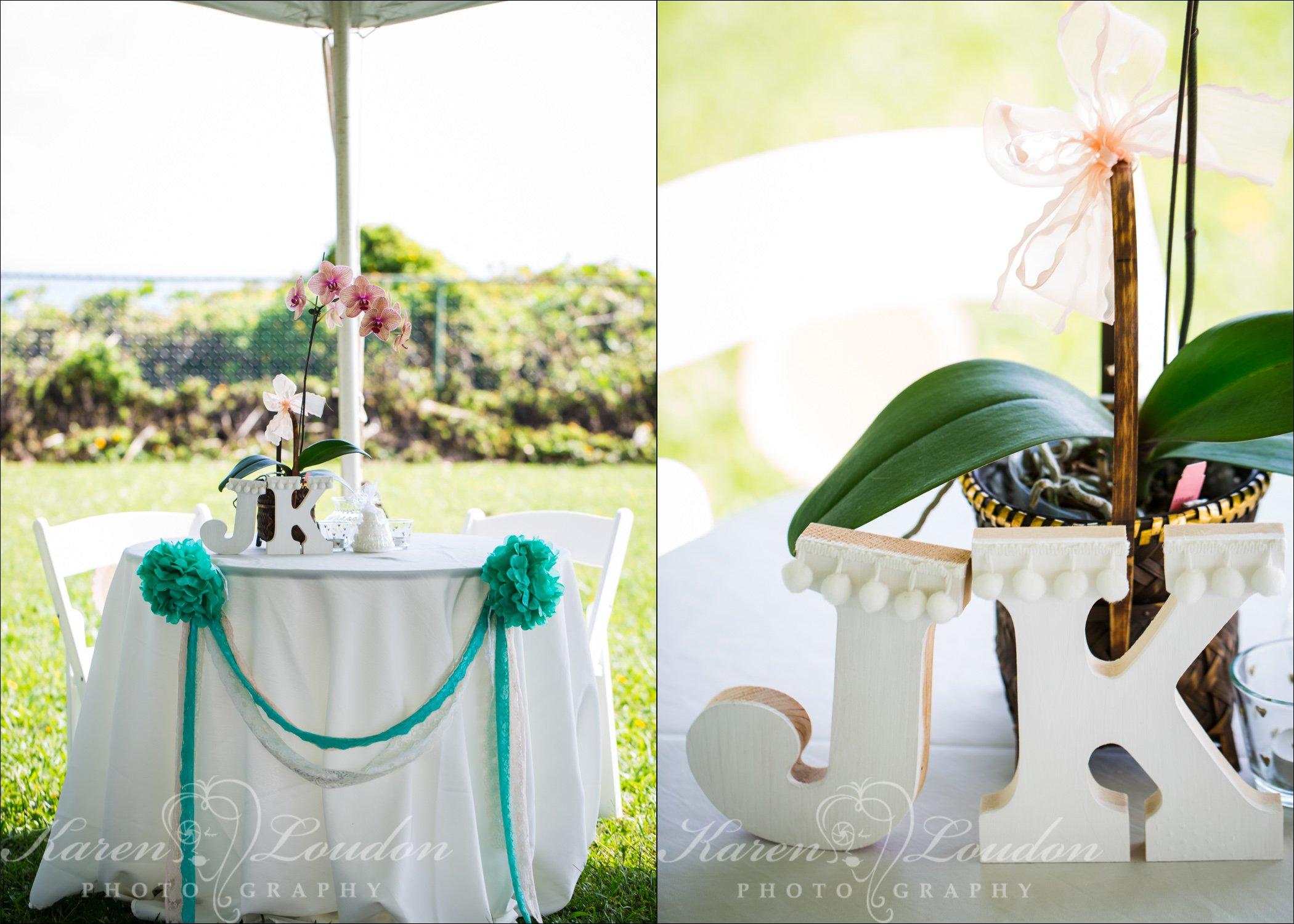 Hilo Wedding Details