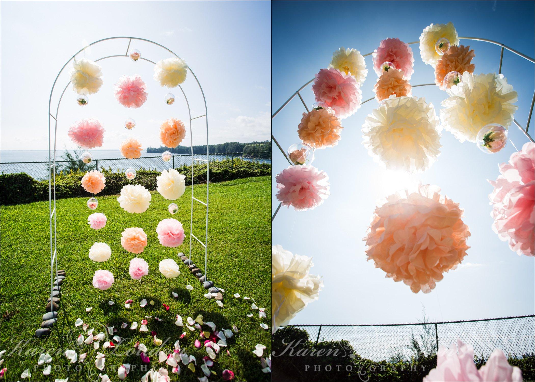 Hilo Wedding Detail Photographer