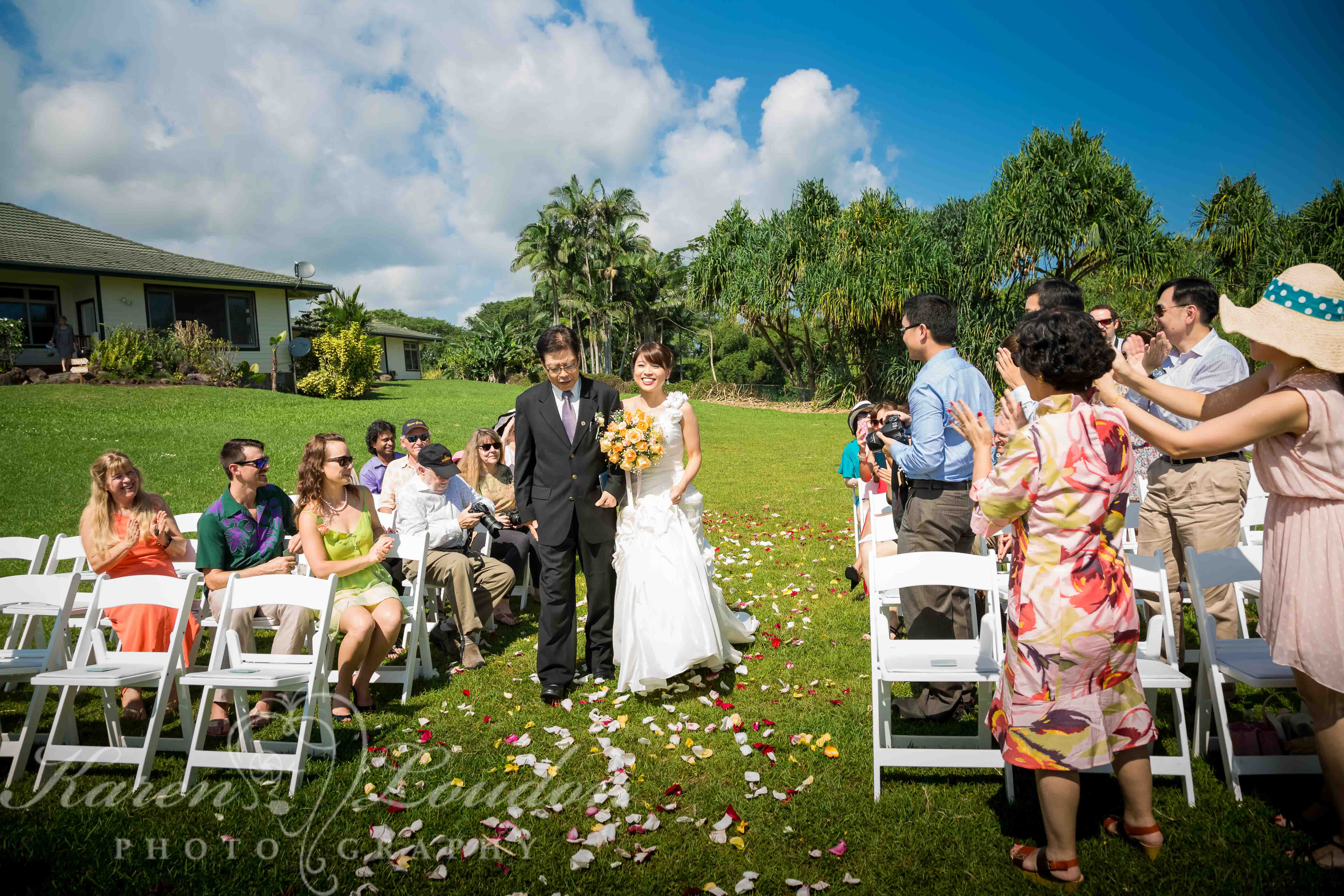 Hilo Wedding Photographer