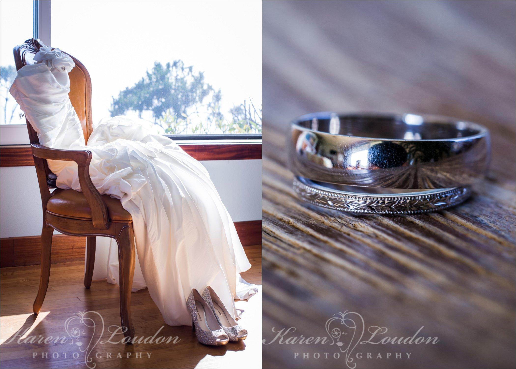 Hilo Wedding Dress Photography