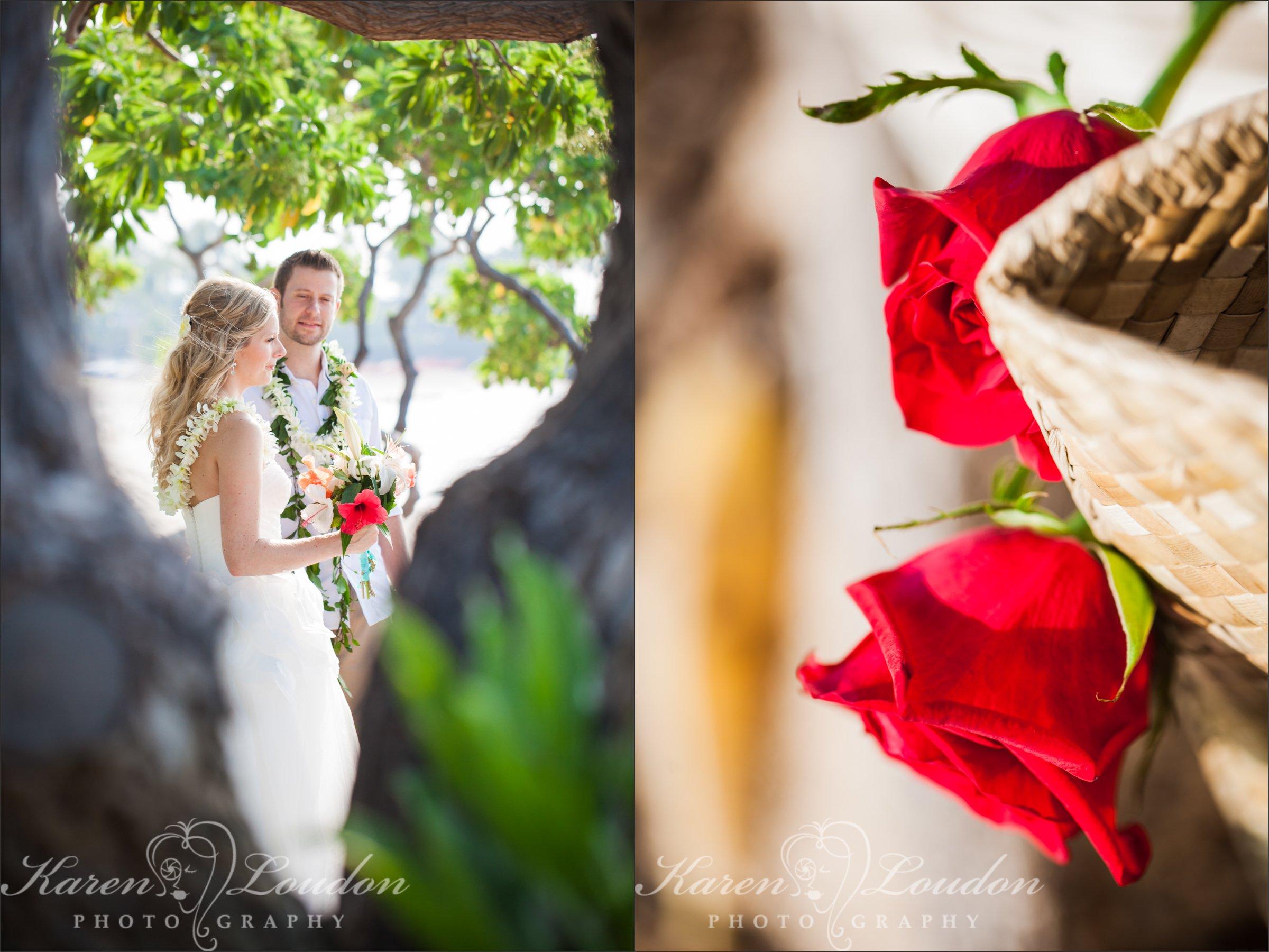 Big Island Wedding Photography Kukio Beach