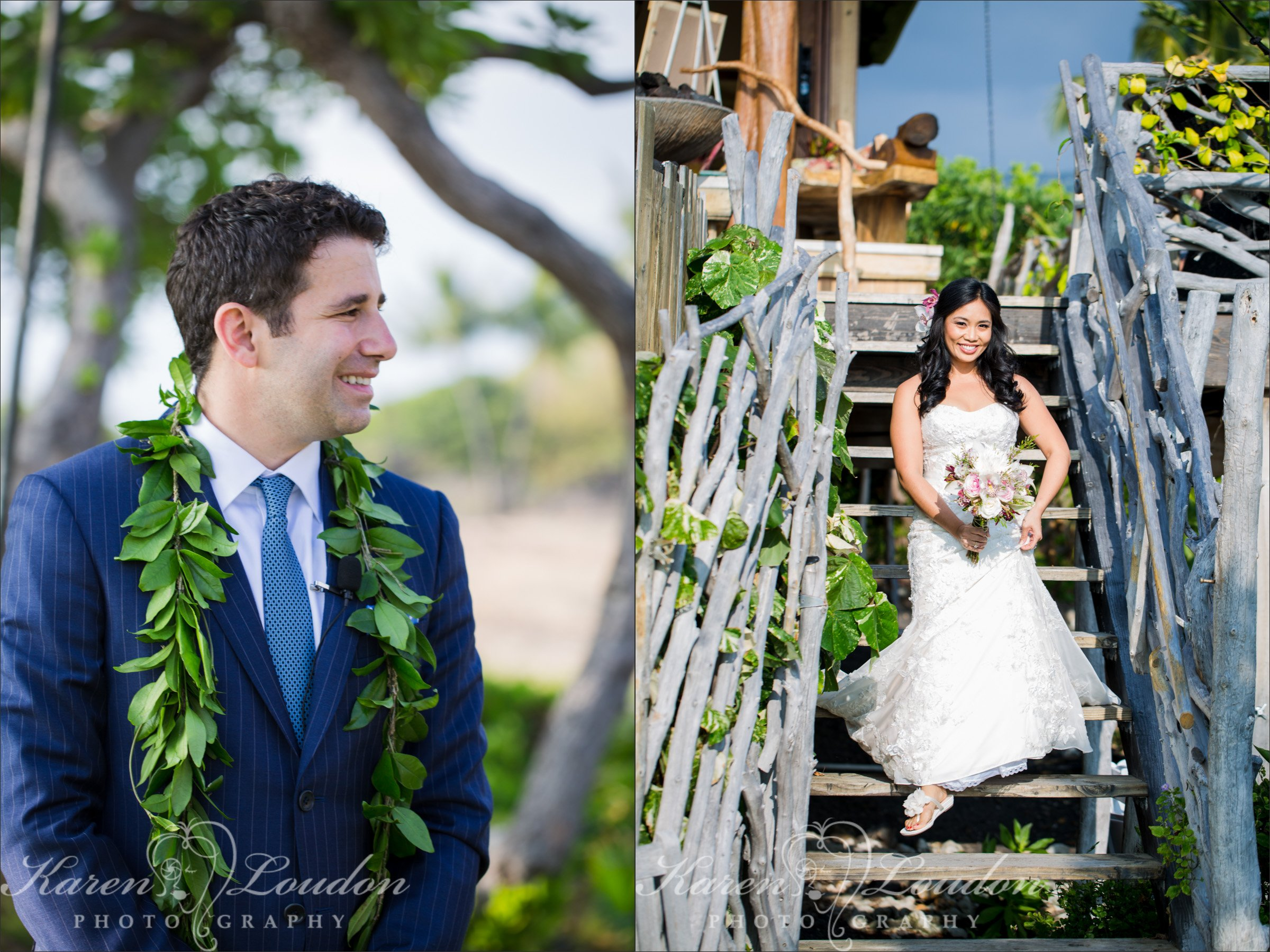 Kailua Kona Wedding Big Island Photography