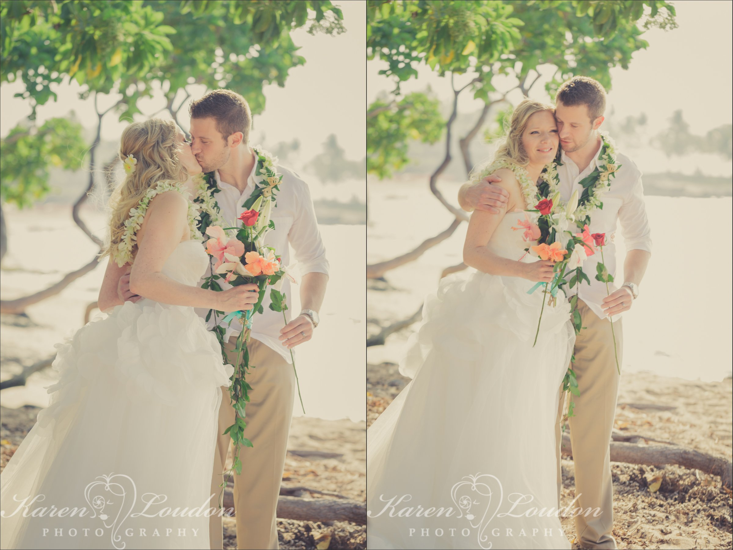 Kona Hawaii Big Island Wedding Photography