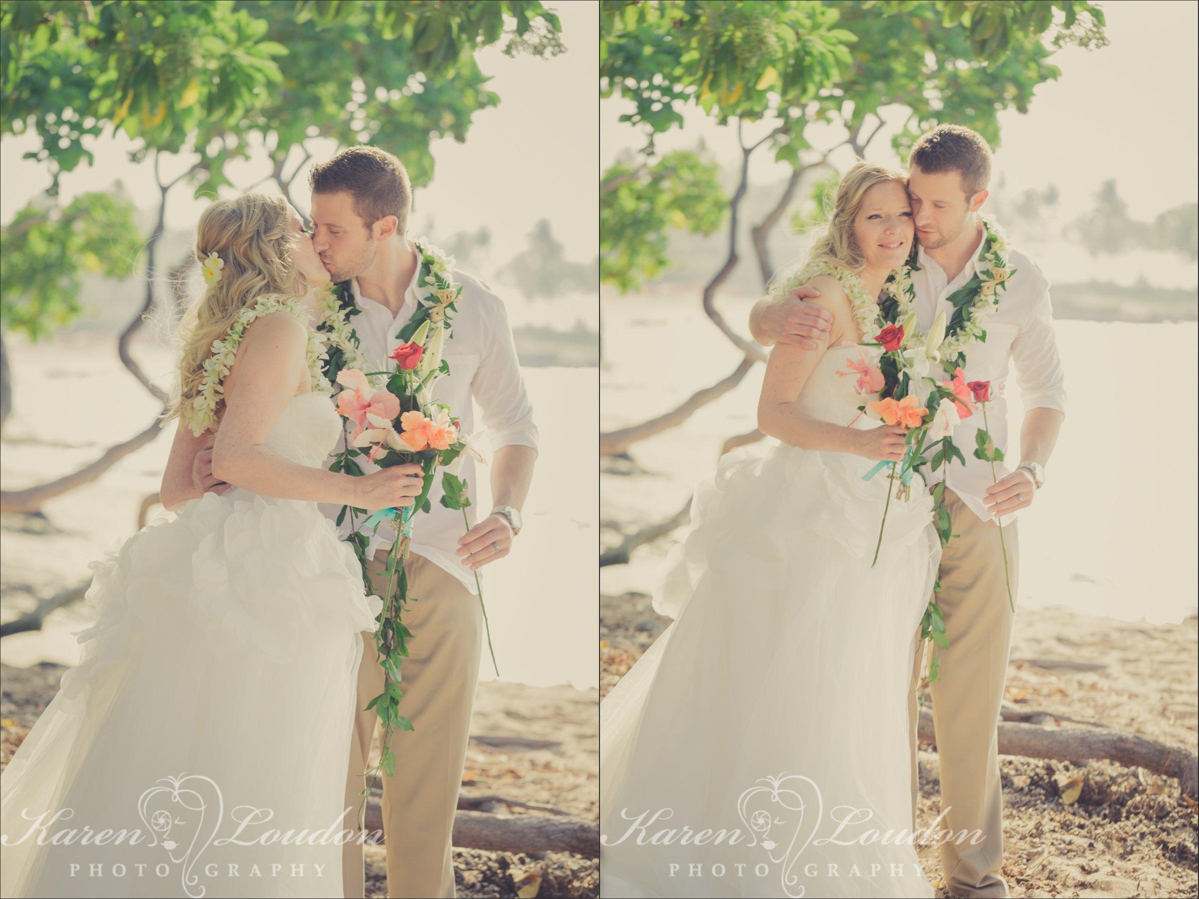 Kona Hawaii Big Island Wedding Photography