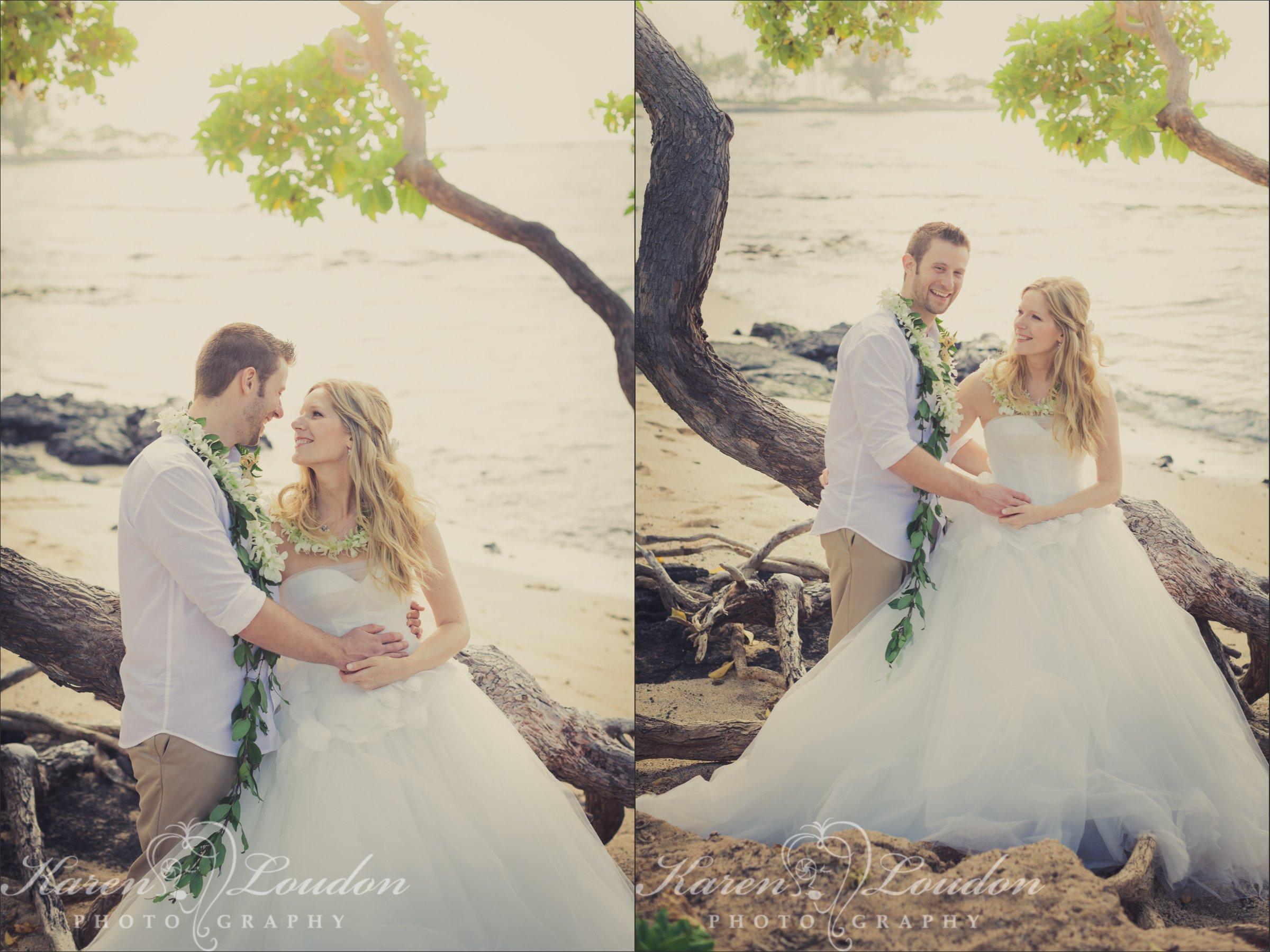 Kikaua Pt. Wedding Photography