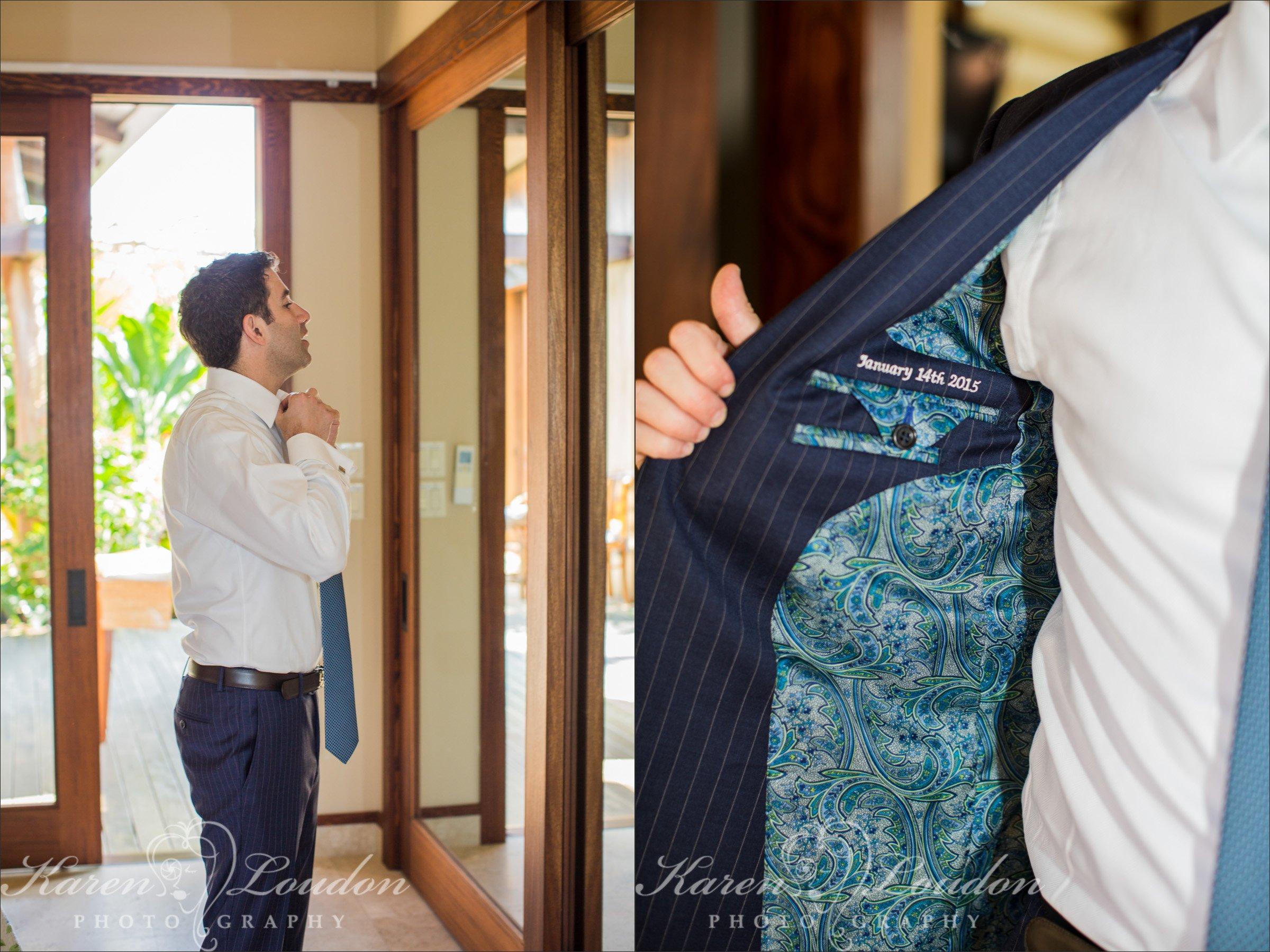 Ali'i Drive Kona Wedding Photographer