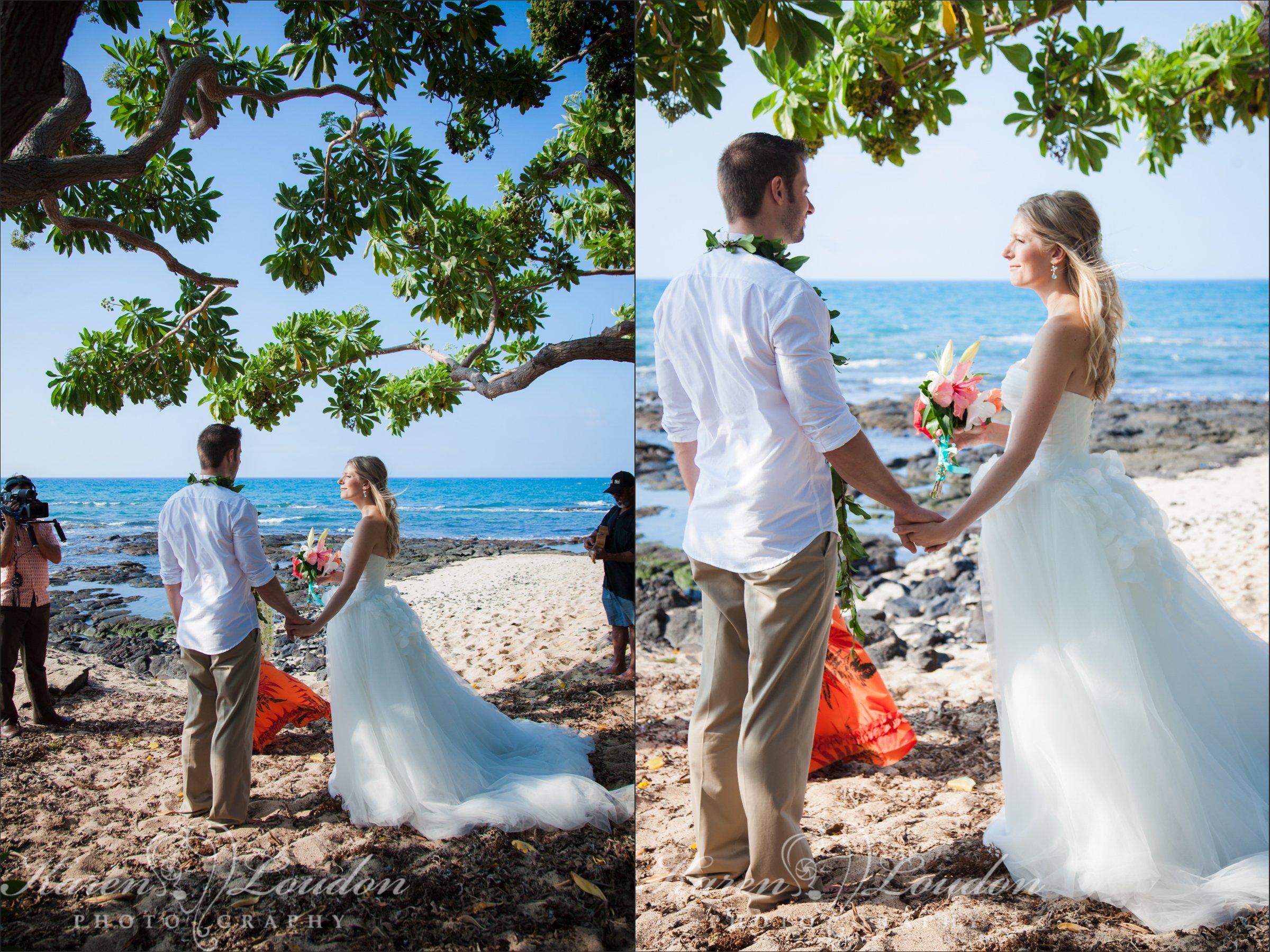 Big Island Wedding Photography Kohala Coast