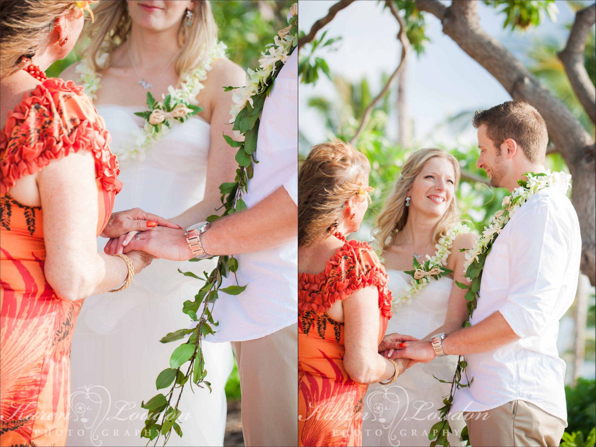 Four Seasons Hualalai Wedding Photography