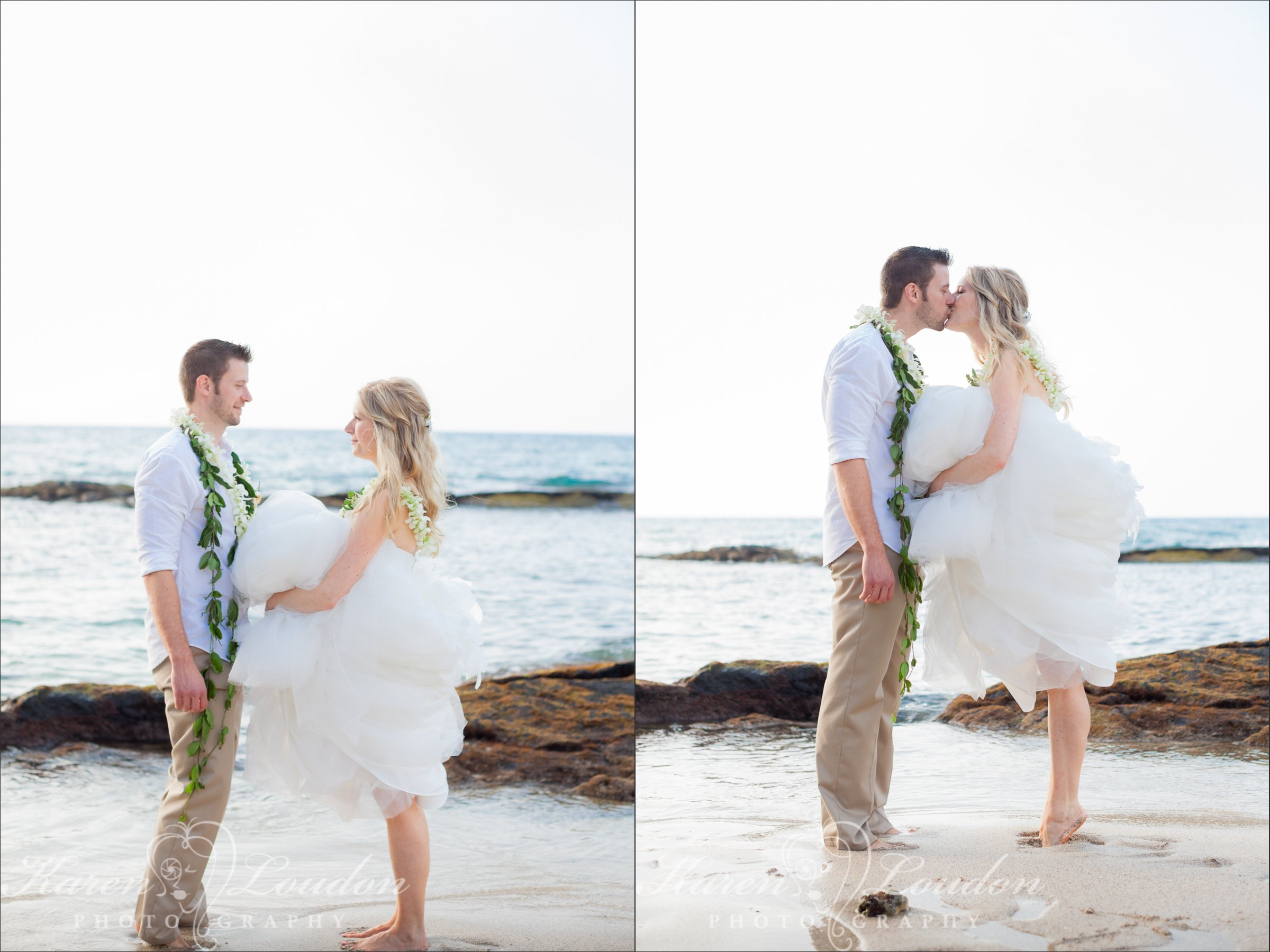 Big Island Wedding Photography Kona Hawaii